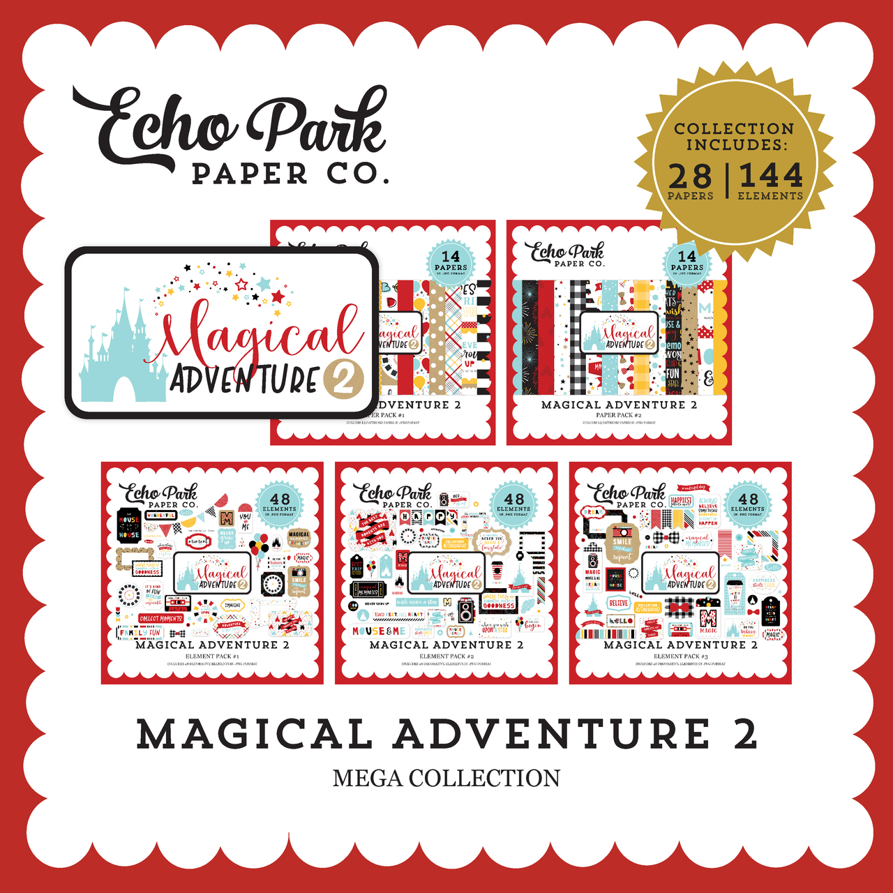 Magical Adventure 2 Mega Collection