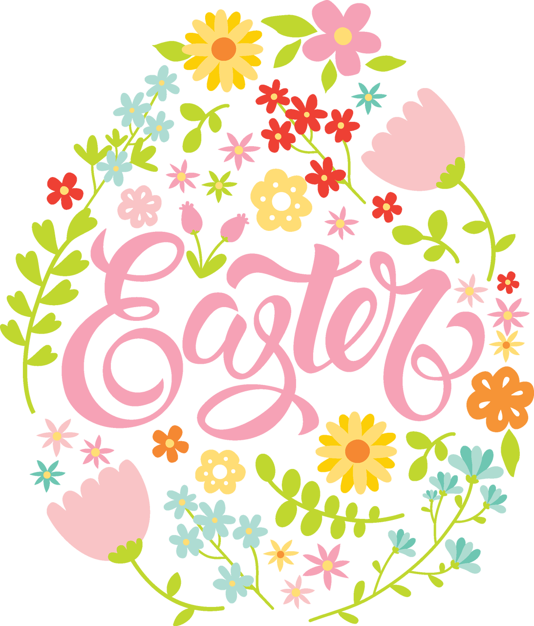 Download Easter Eggs Cutting/ Printing Files For Cameo/ Cricut & More Crafter Files