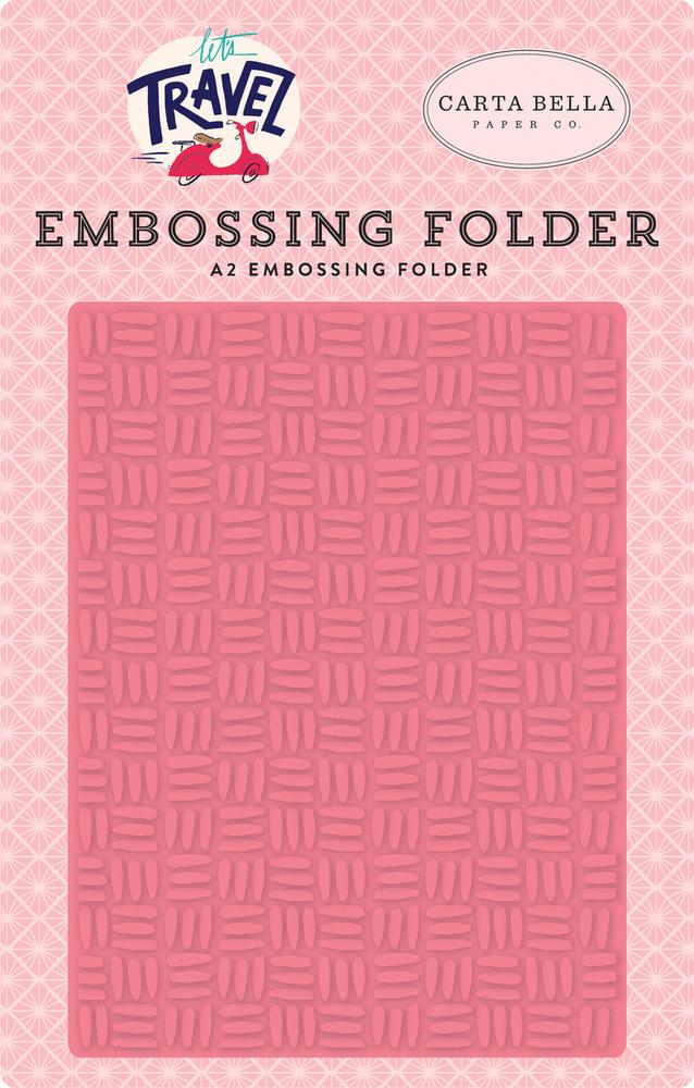Fun Times Embossing Folder