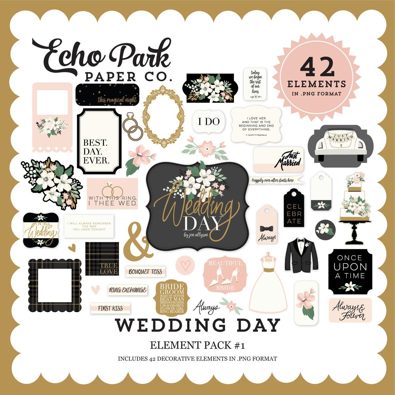 Wedding Day Mega Collection