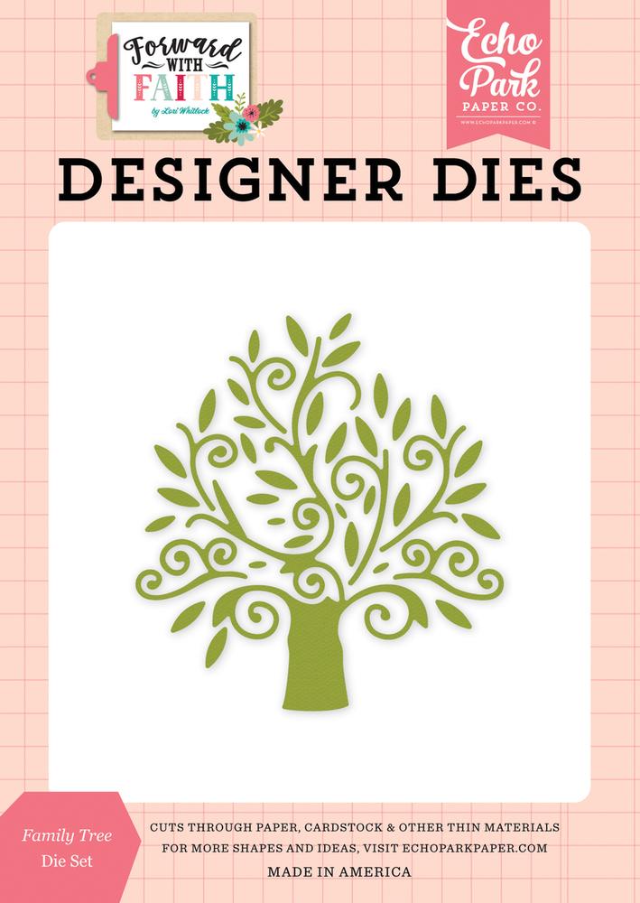 Family Tree Die Set