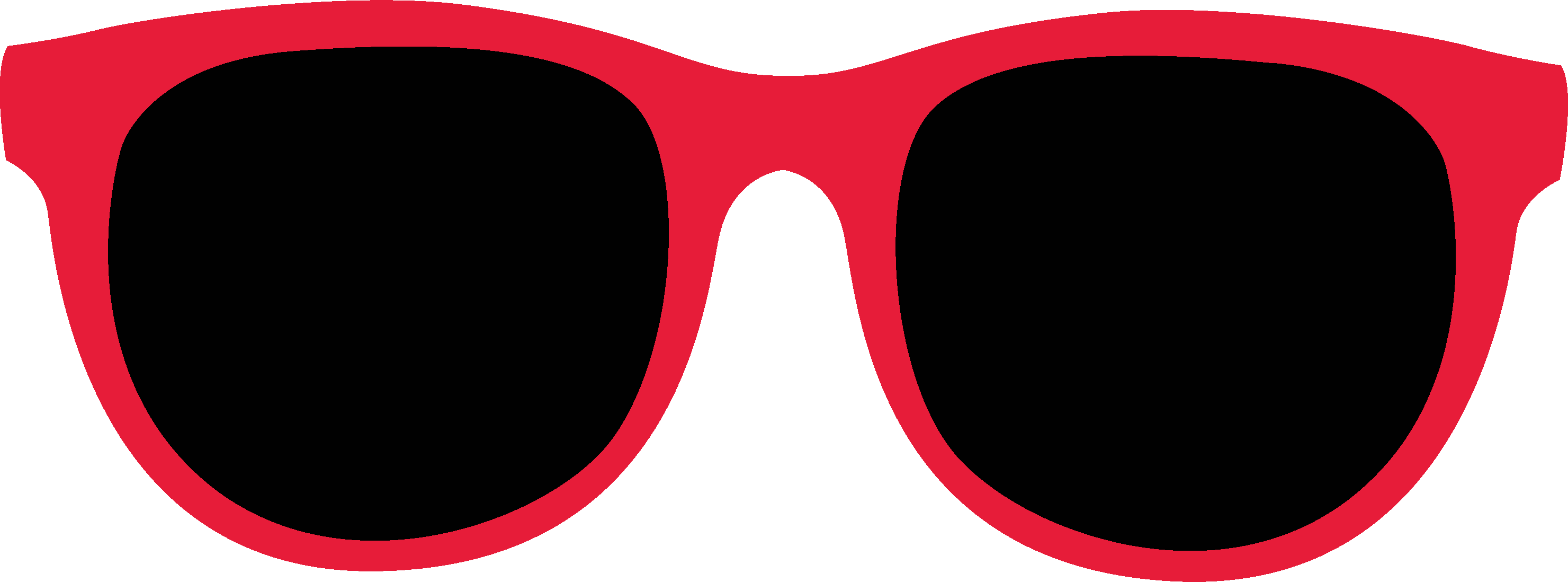 I Love Summer Sunglasses SVG Cut File