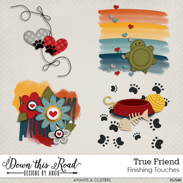 True Friend | Collection