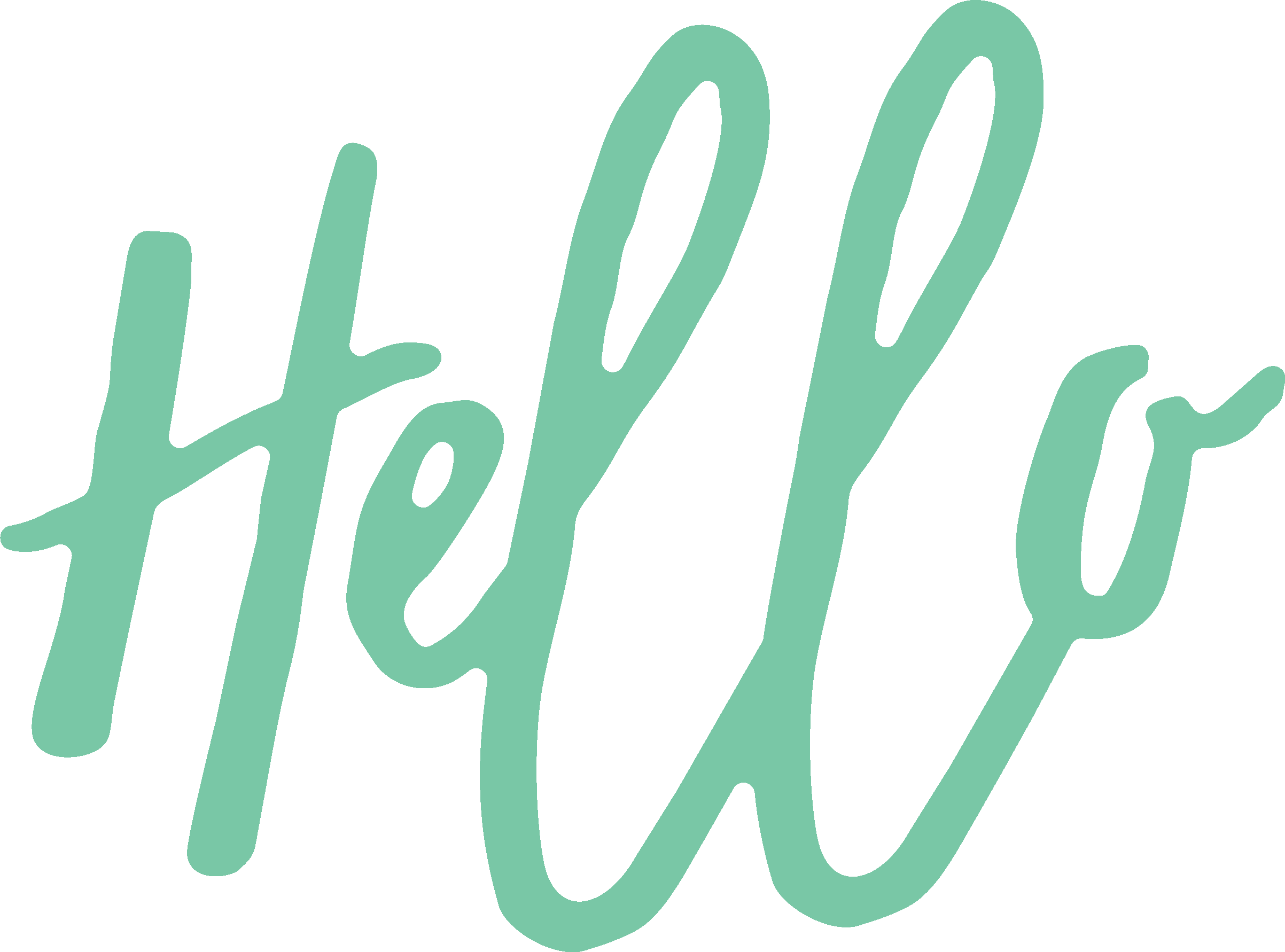 Best Summer Ever Hello SVG Cut File