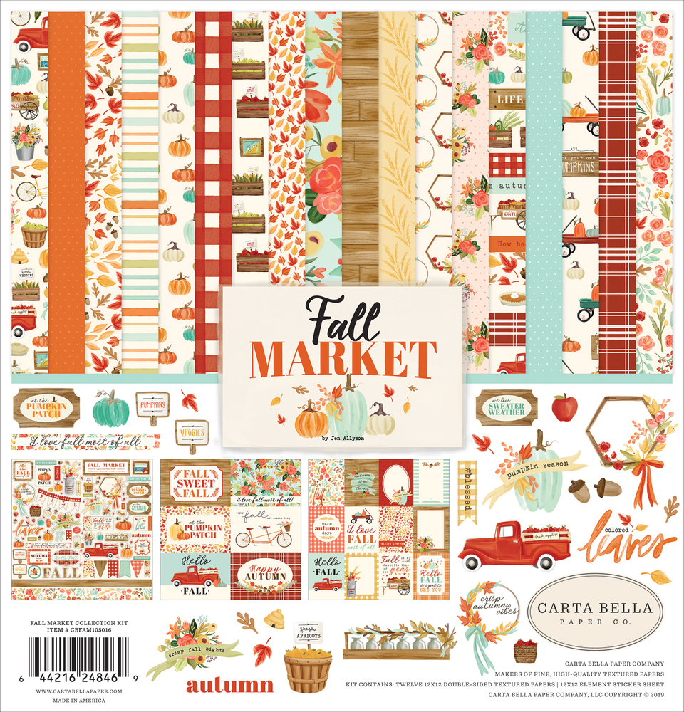 Fall Market Collection Kit