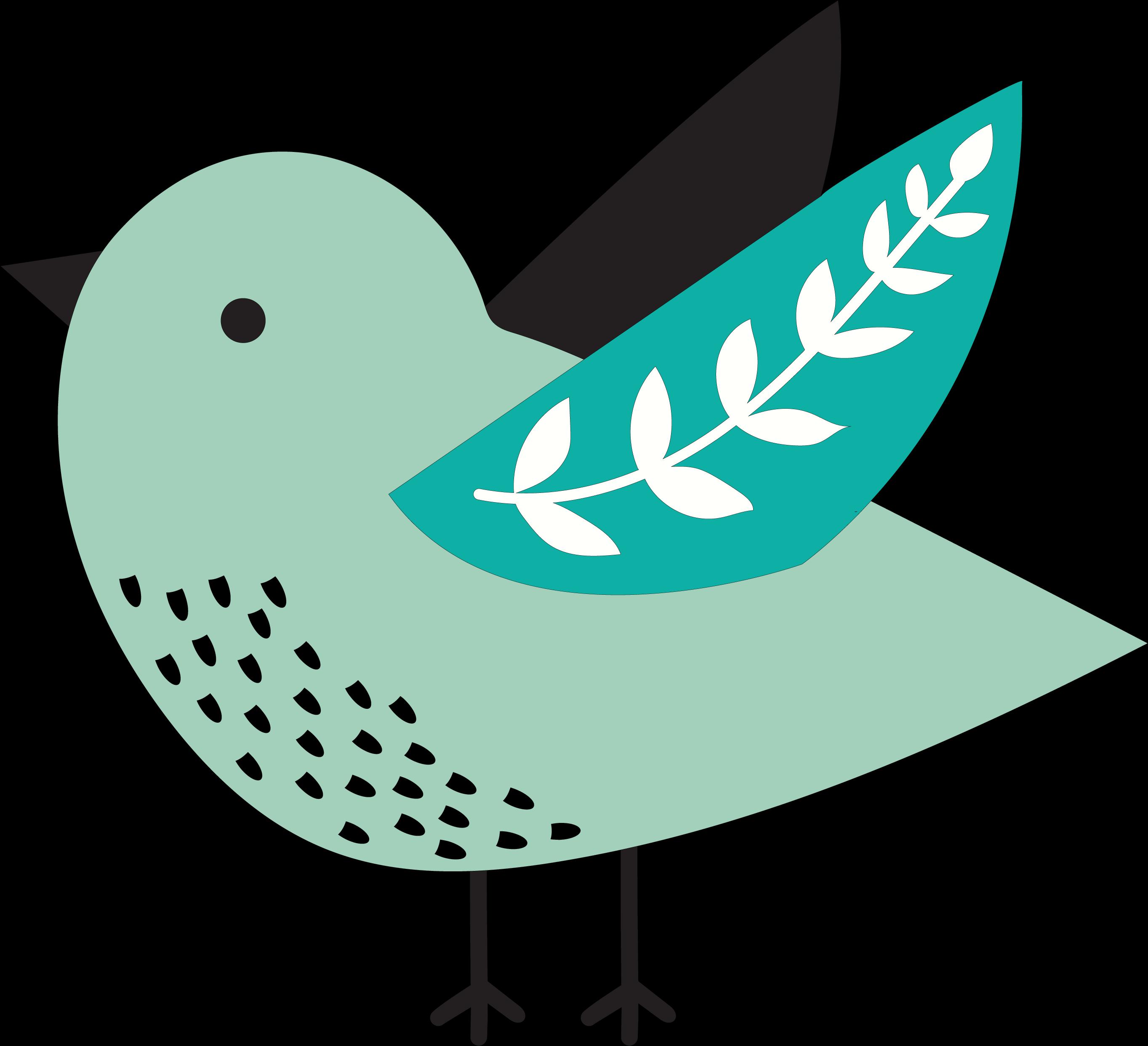 Forward With Faith Bird SVG Cut File