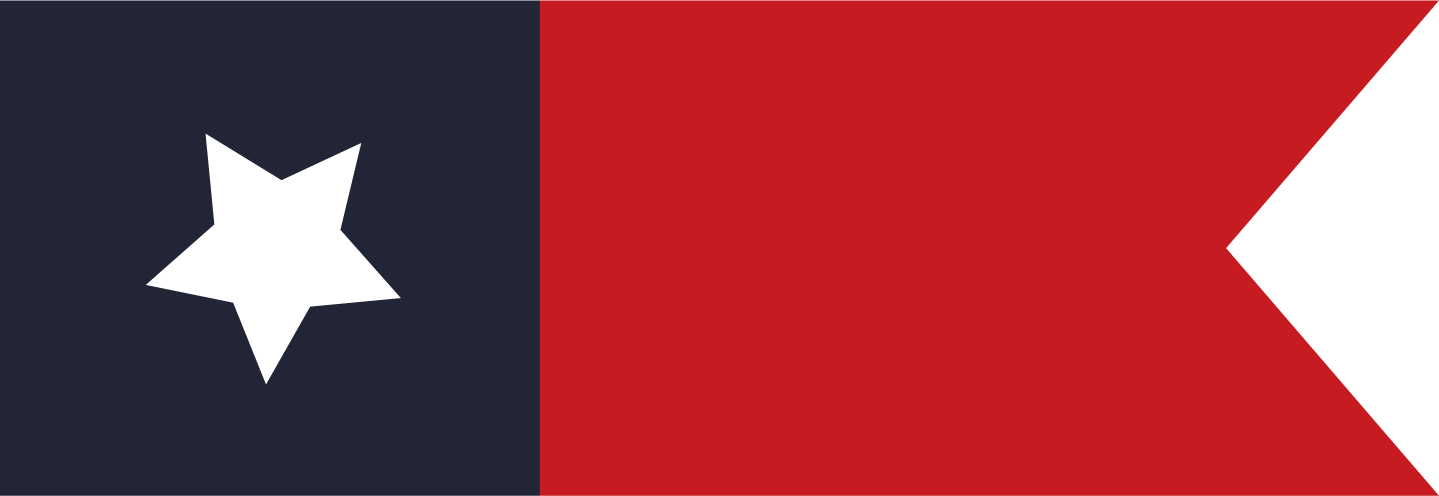 Deep Blue Sea Flag SVG Cut File
