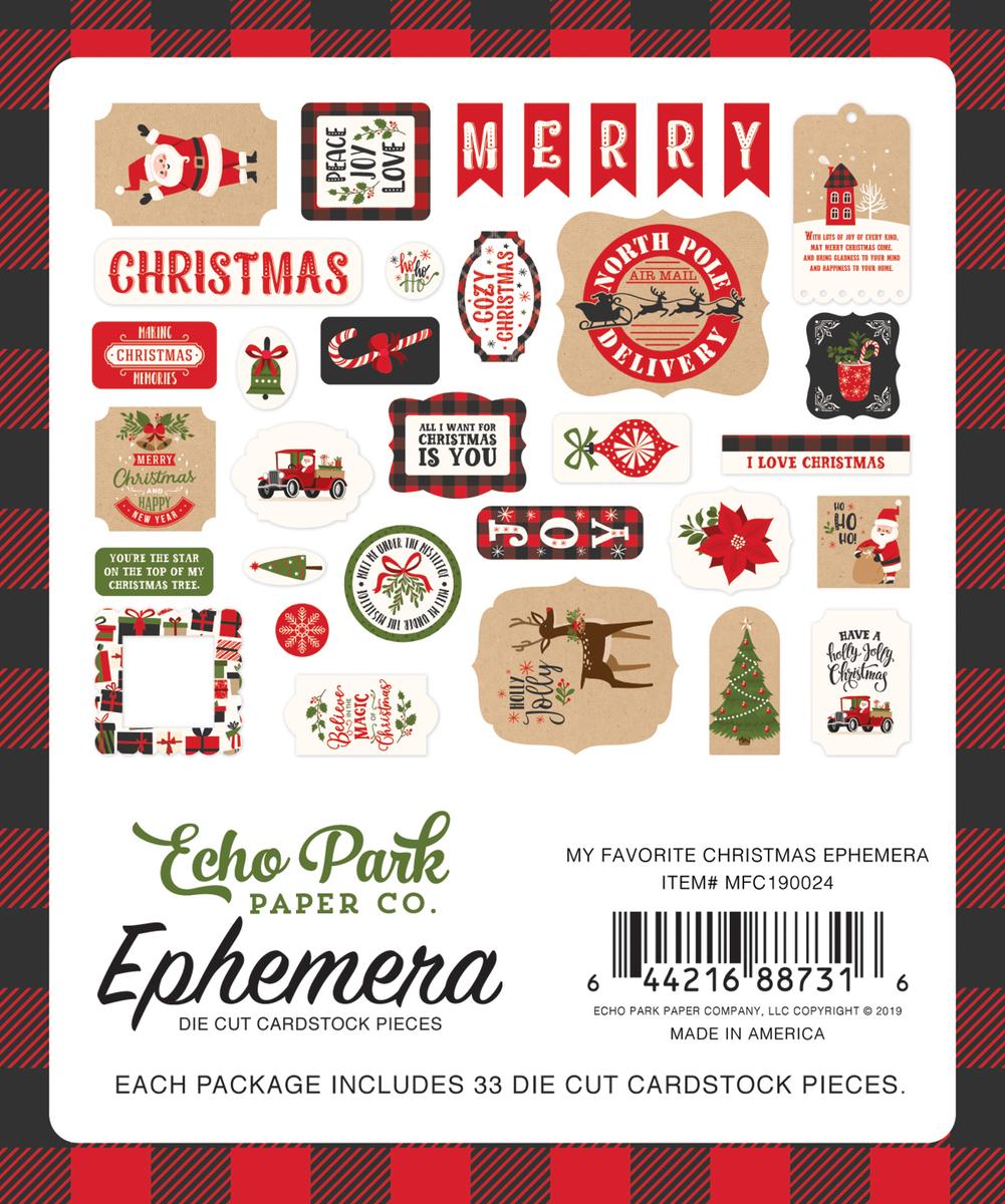 My Favorite Christmas Ephemera