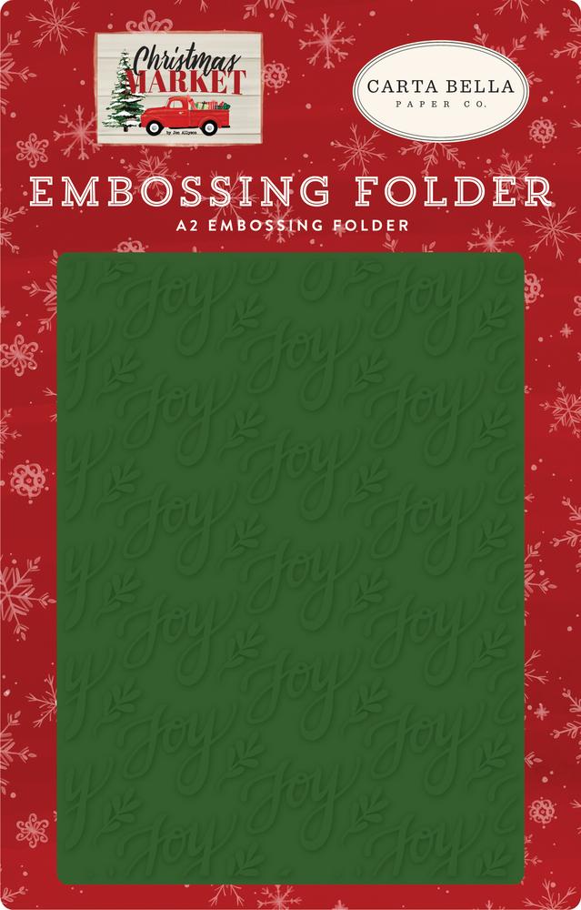 Joy Embossing Folder