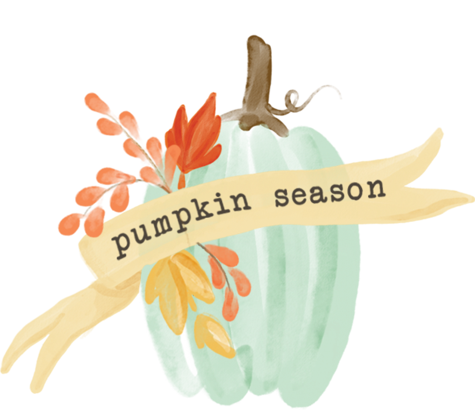 Pumpkin Season Print & Cut File