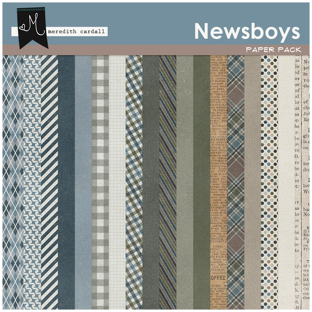 Newsboys Paper Pack