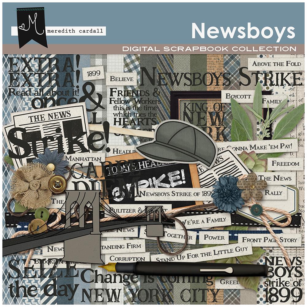 Newsboys Kit