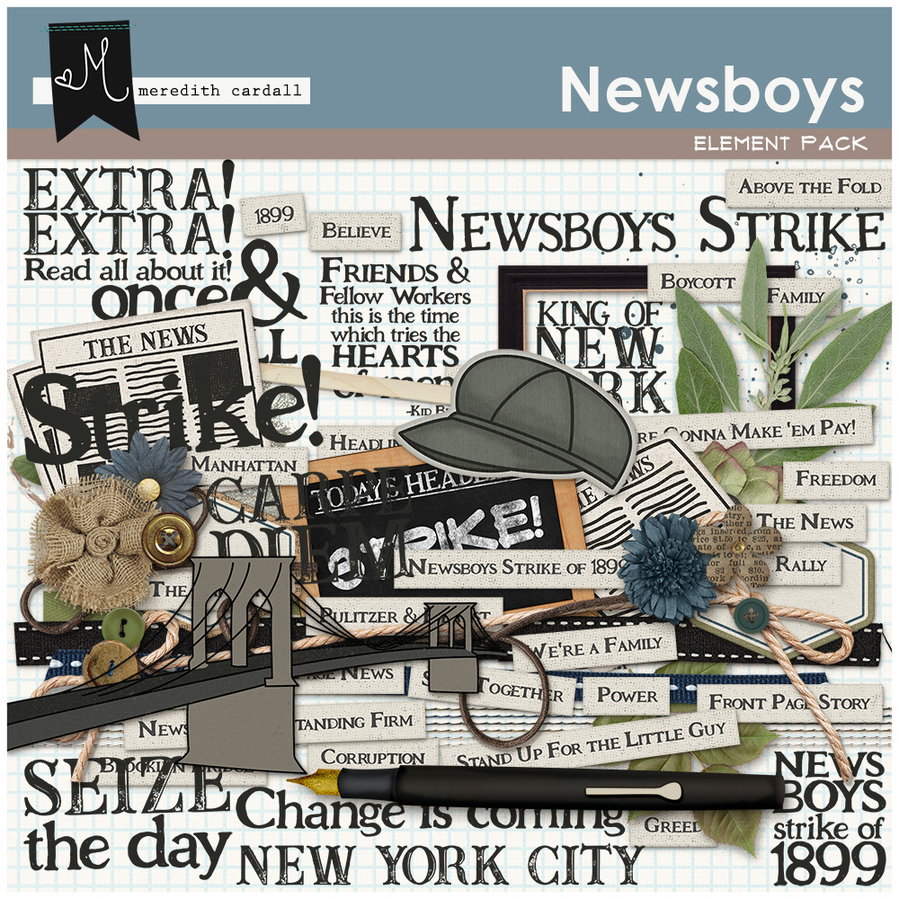 Newsboys Collection
