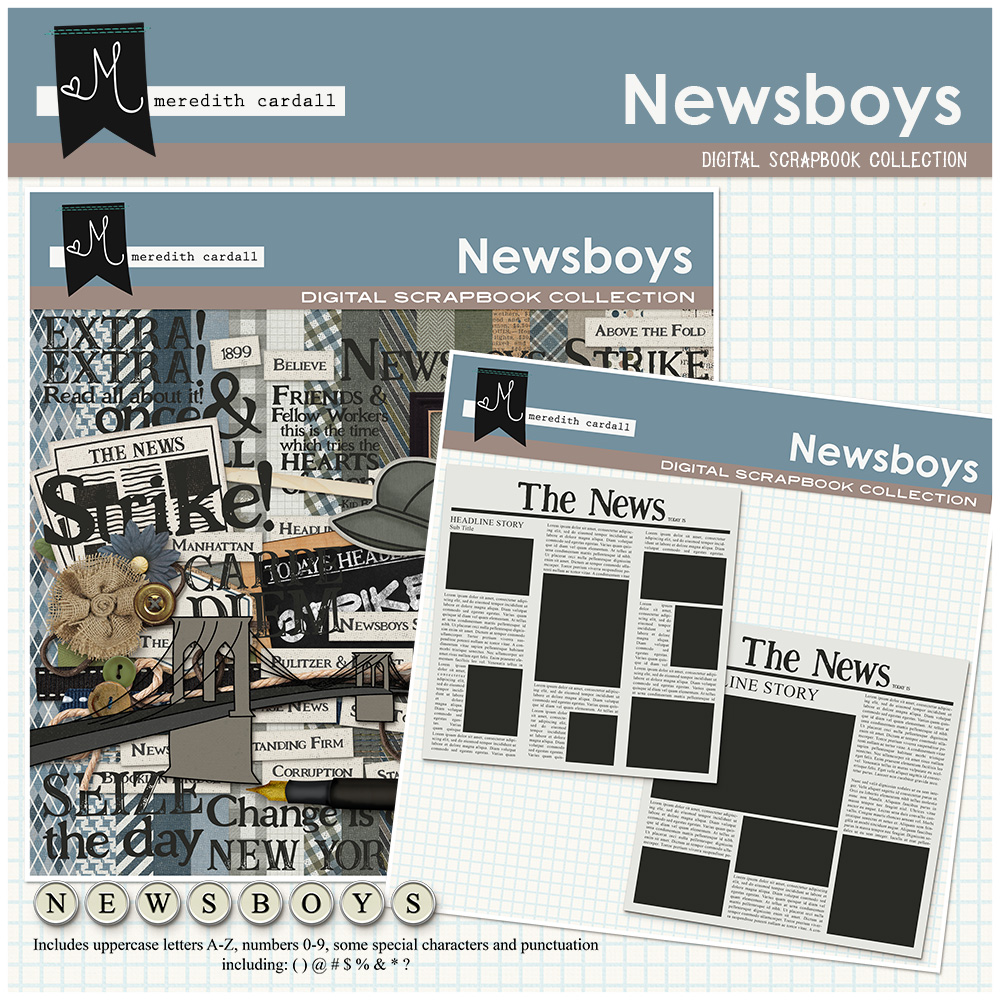 Newsboys Collection