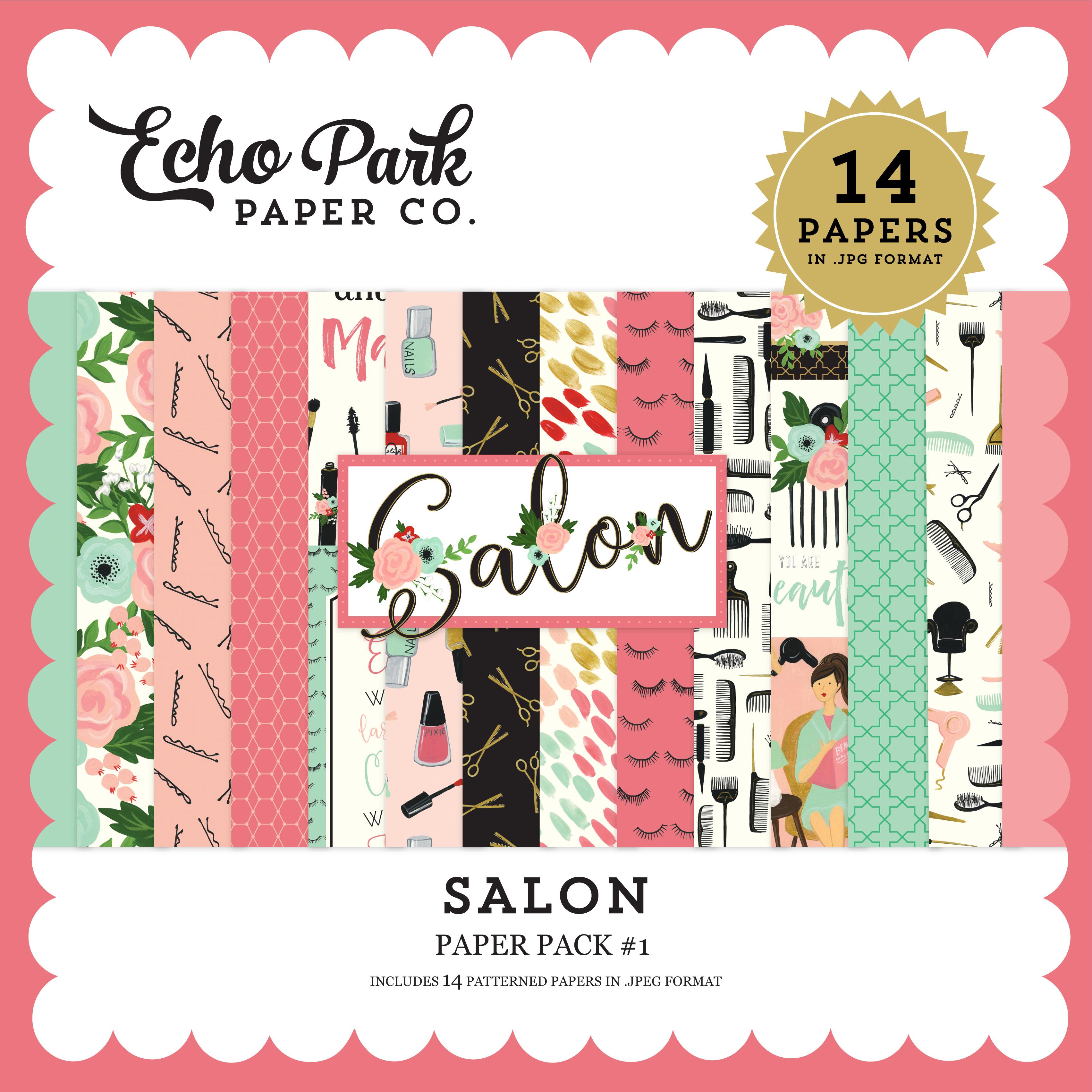 Salon Paper Pack #1