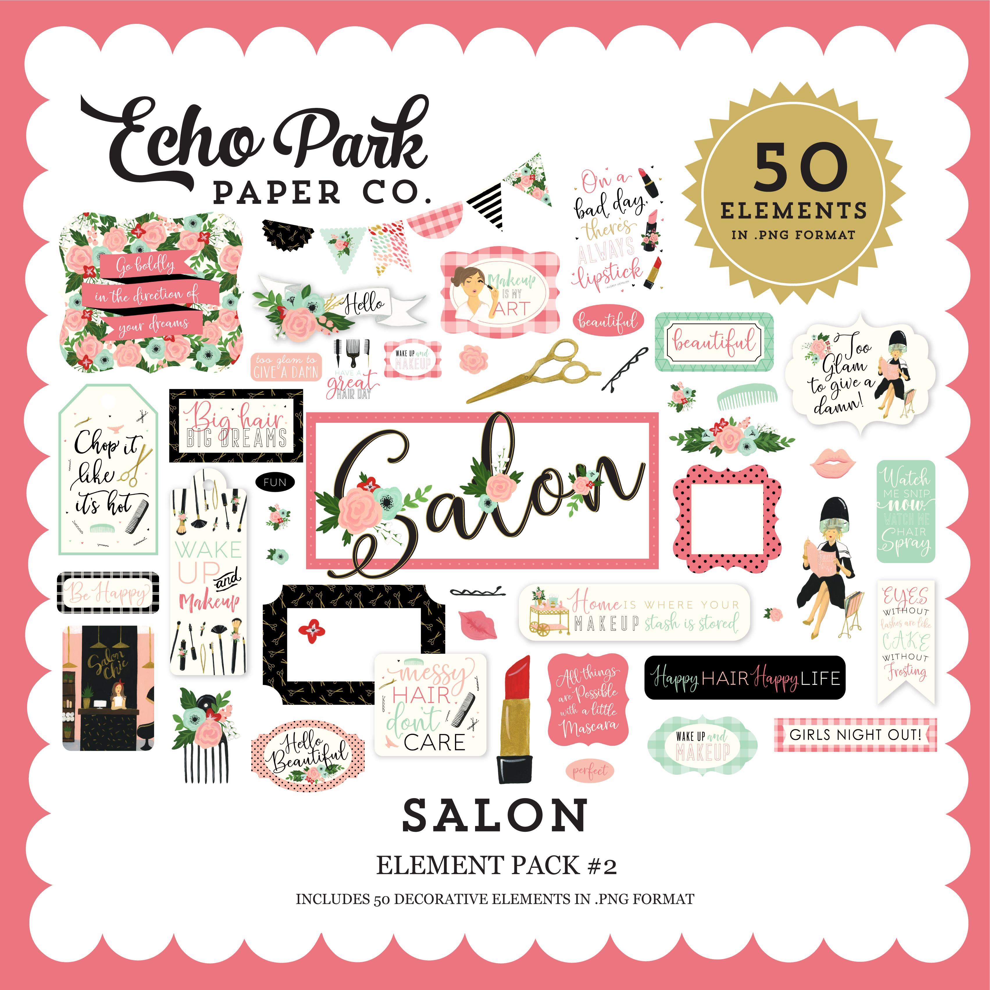 Salon Element Pack #2