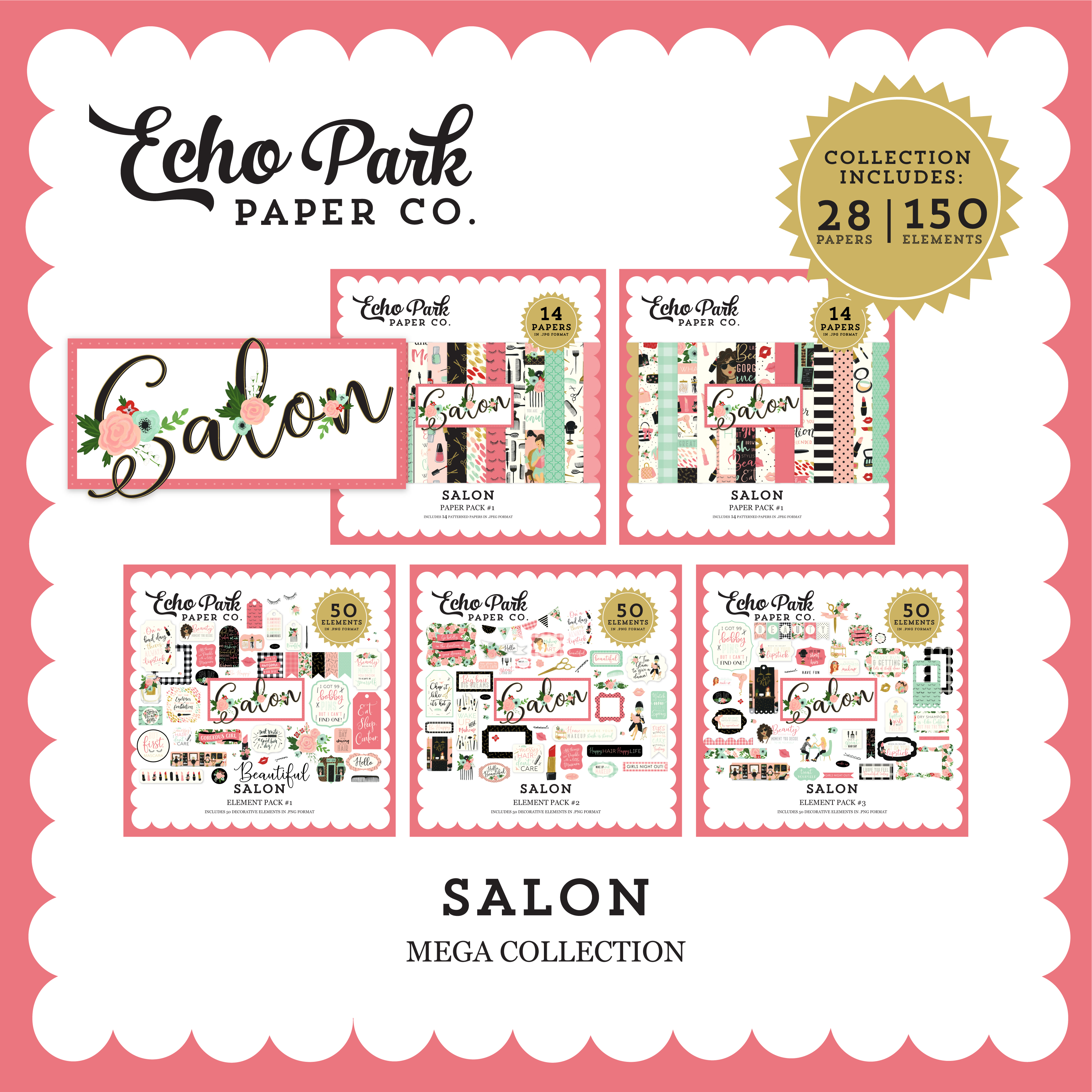 Salon Mega Collection