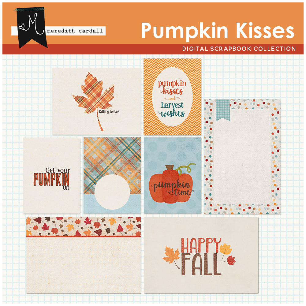Pumpkin Kisses Collection