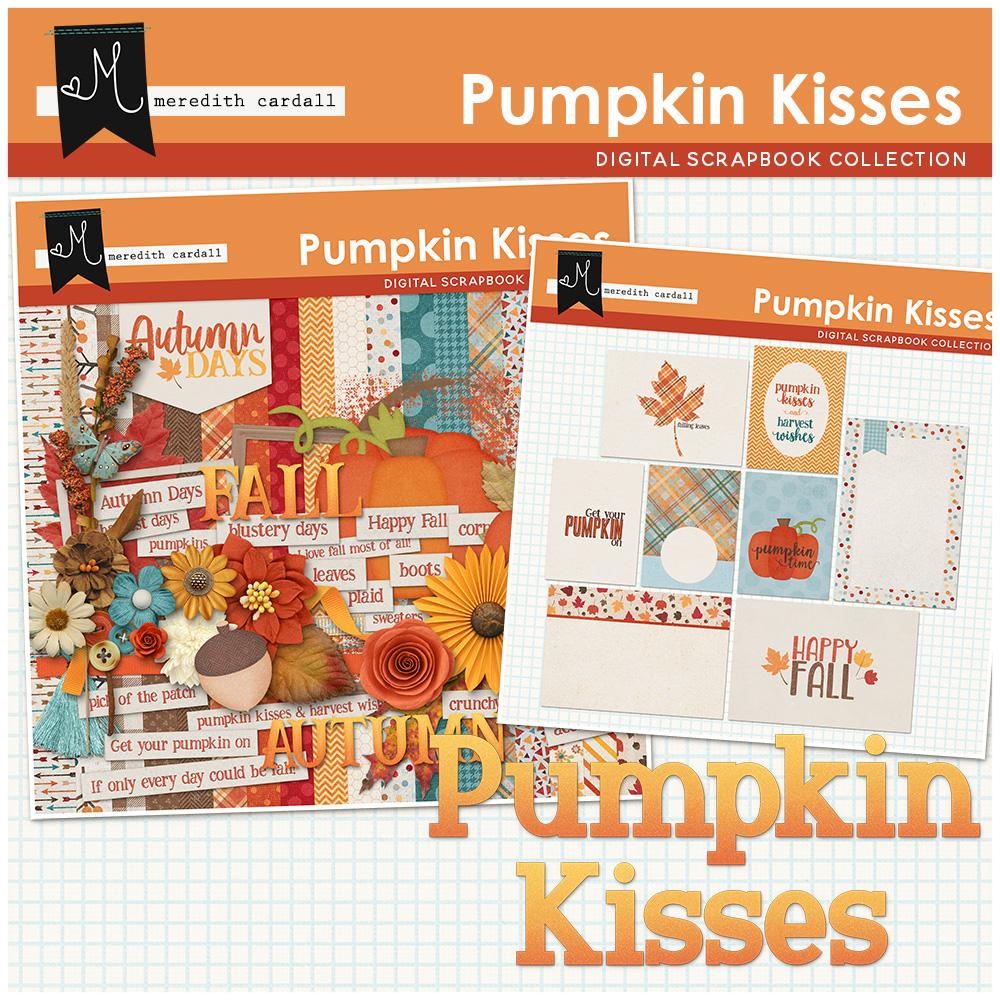 Pumpkin Kisses Collection