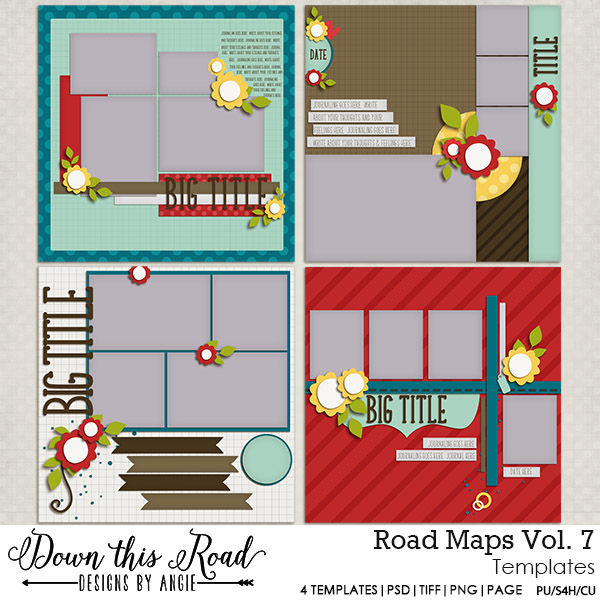 Road Maps Vol 7