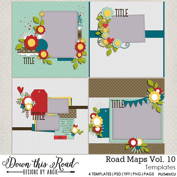 Road Maps Vol 10