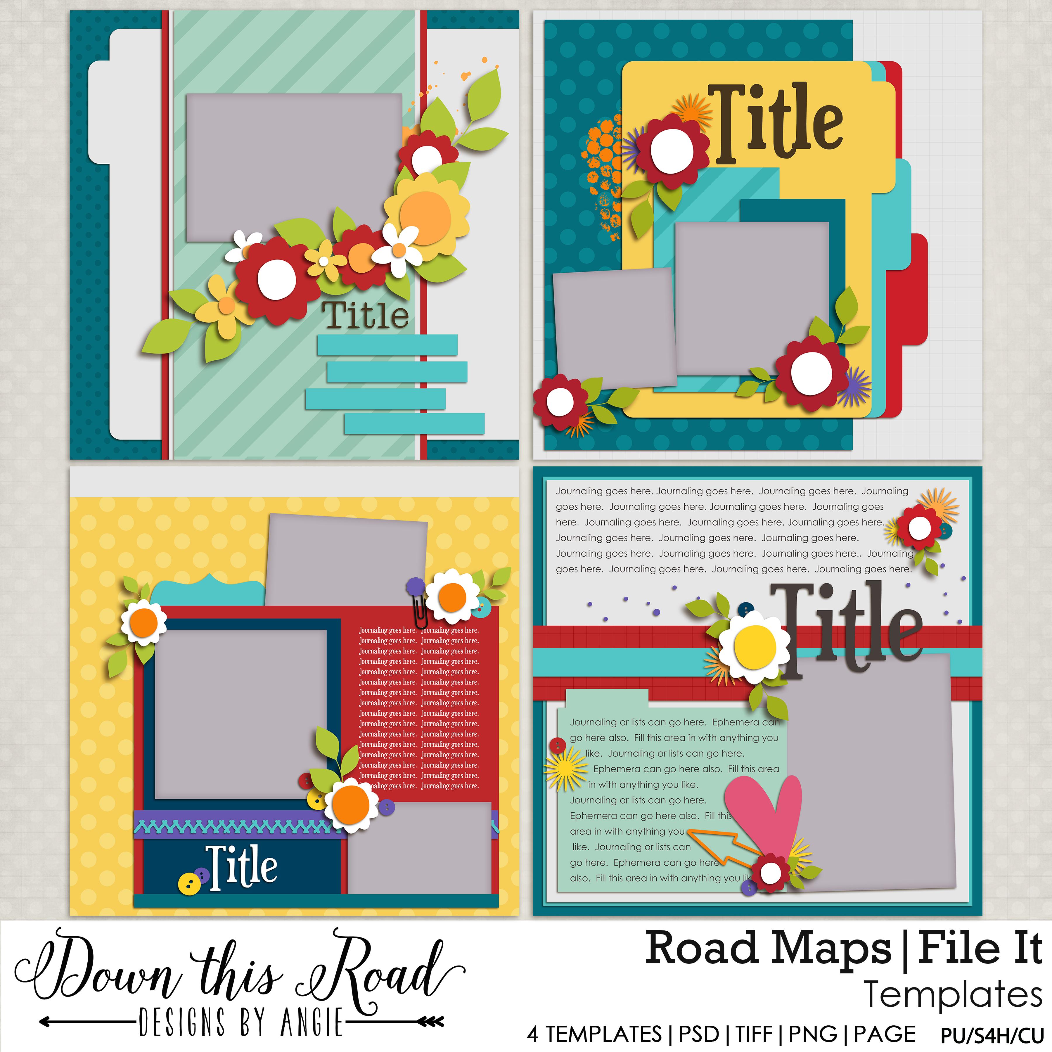 Road Maps   File It