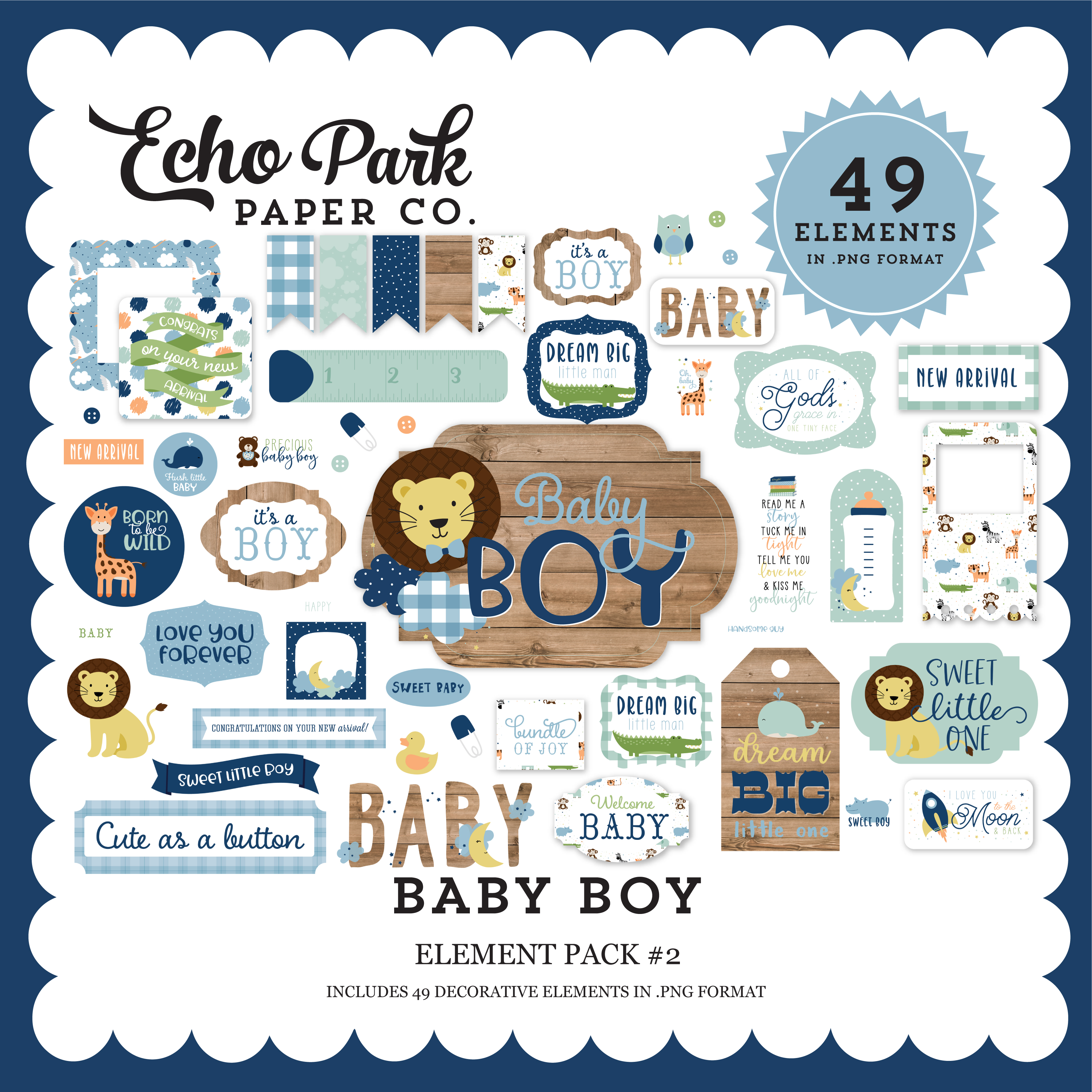 Baby Boy Mega Collection