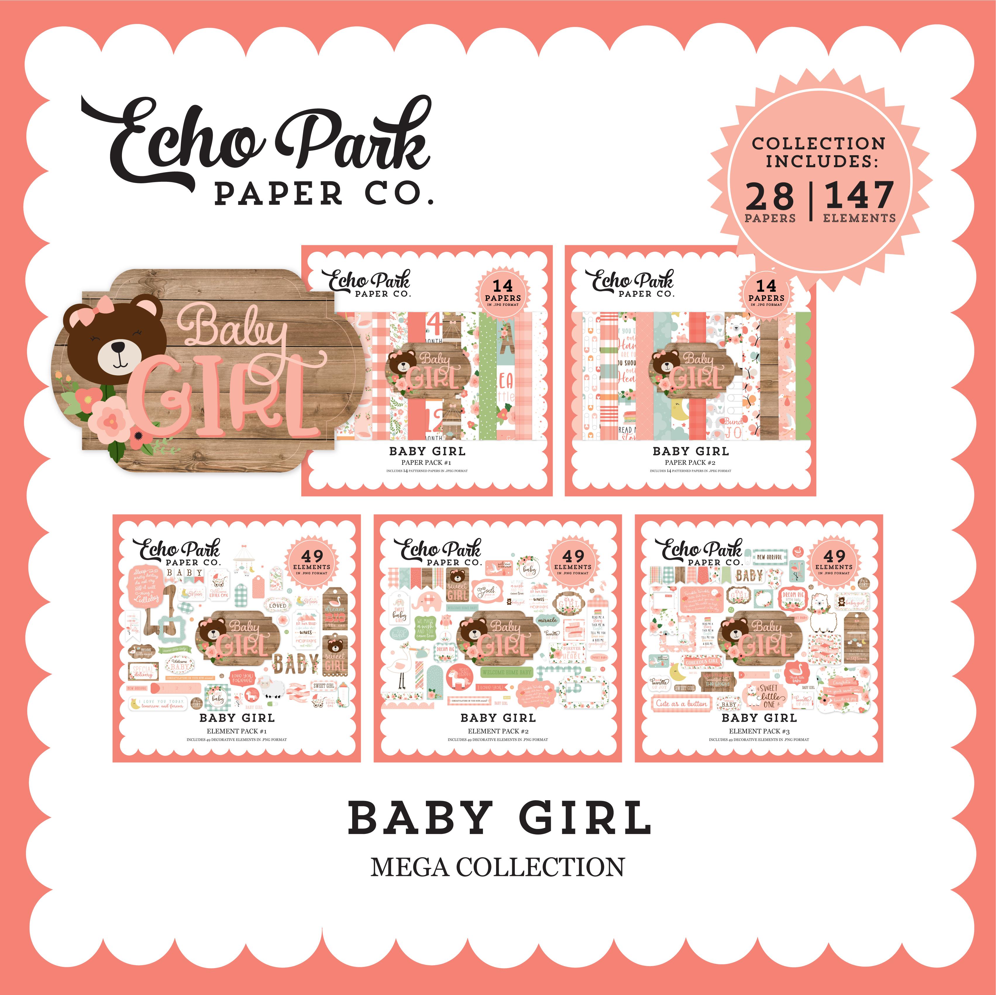 Baby Girl Mega Collection