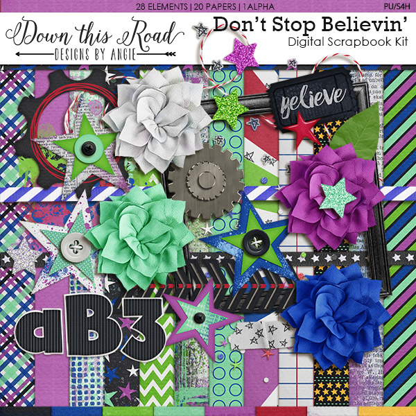 Don't Stop Believin' | Kit