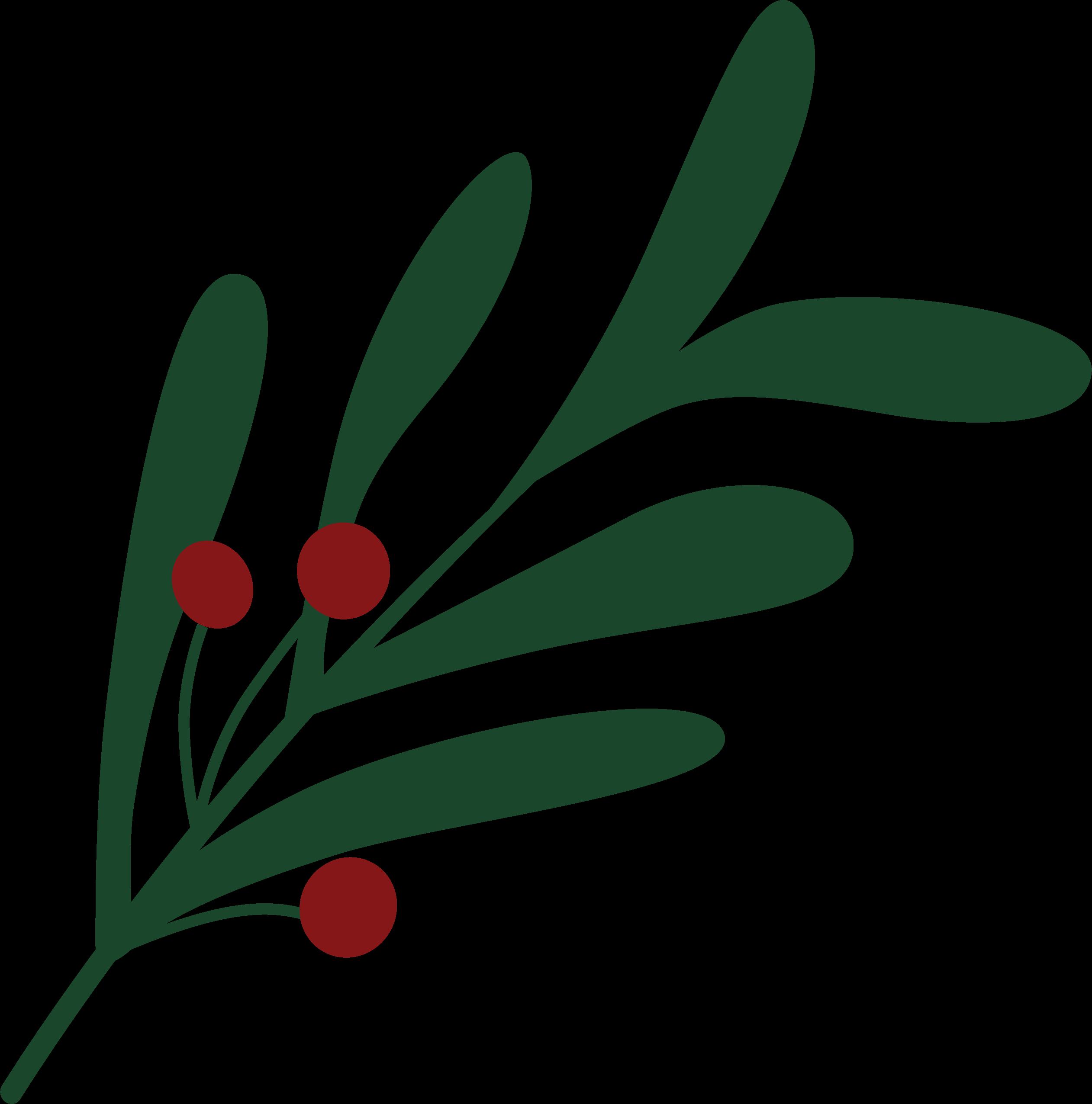 A Cozy Christmas Greenery SVG Cut File
