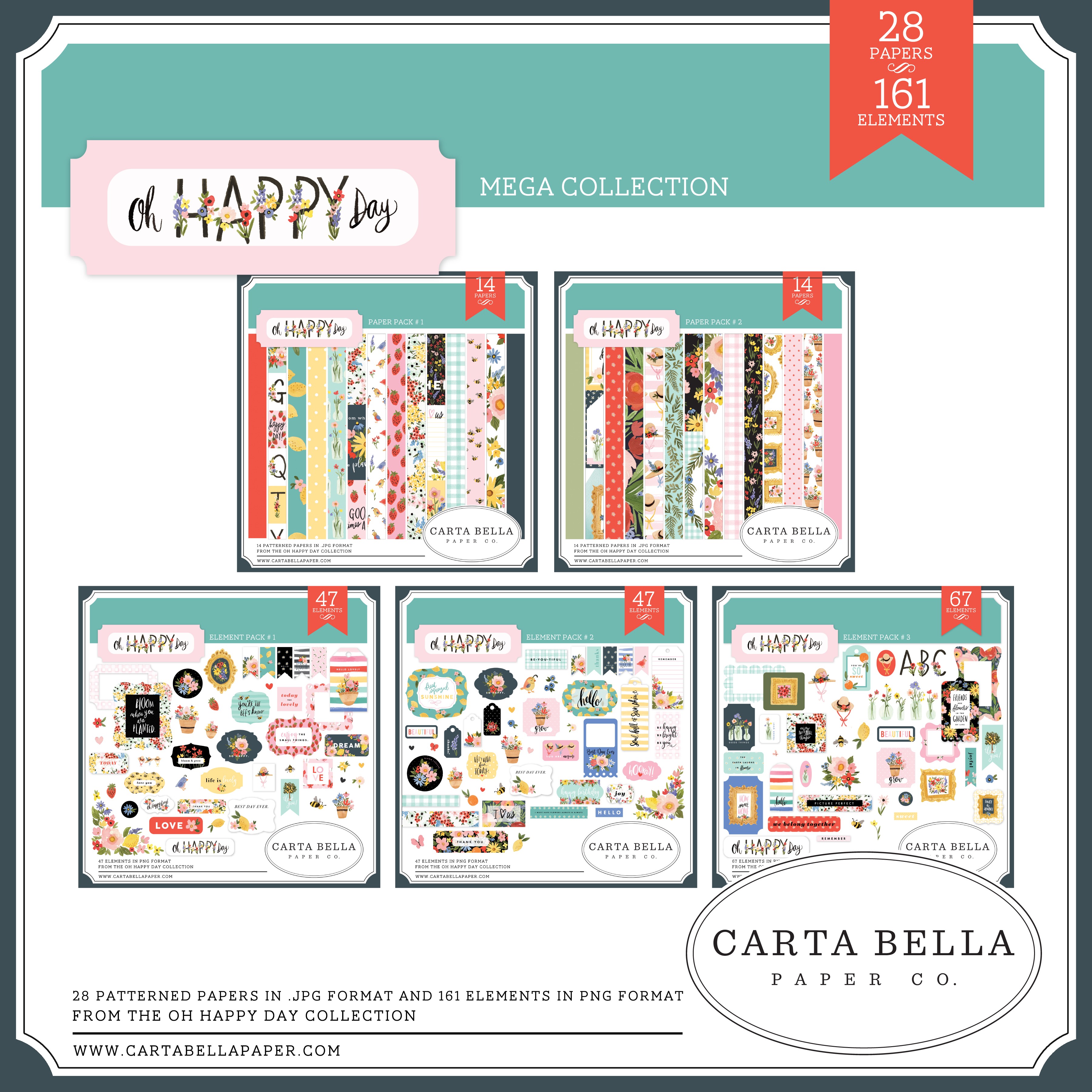 Oh Happy Day Mega Collection