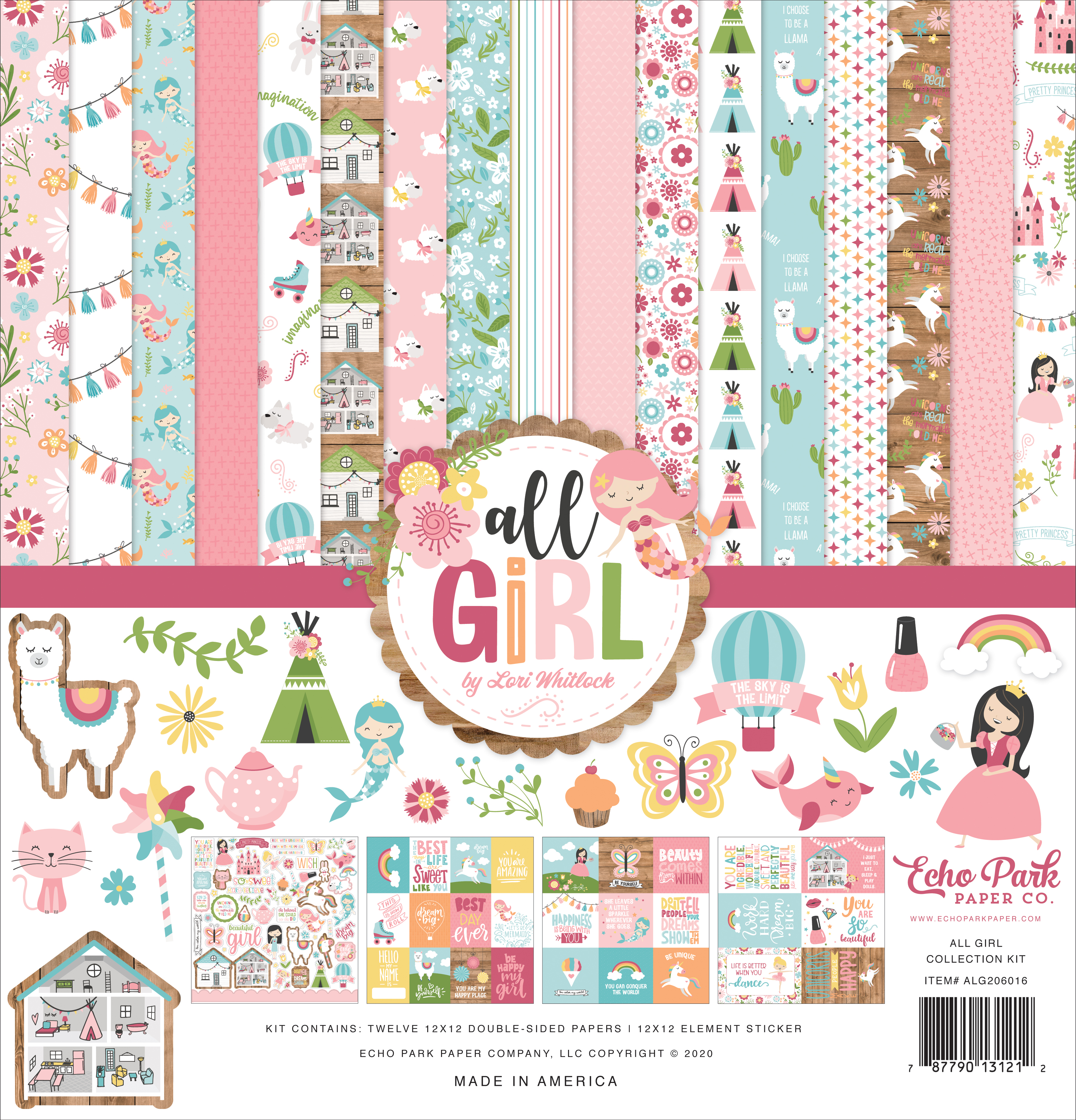 All Girl Collection Kit
