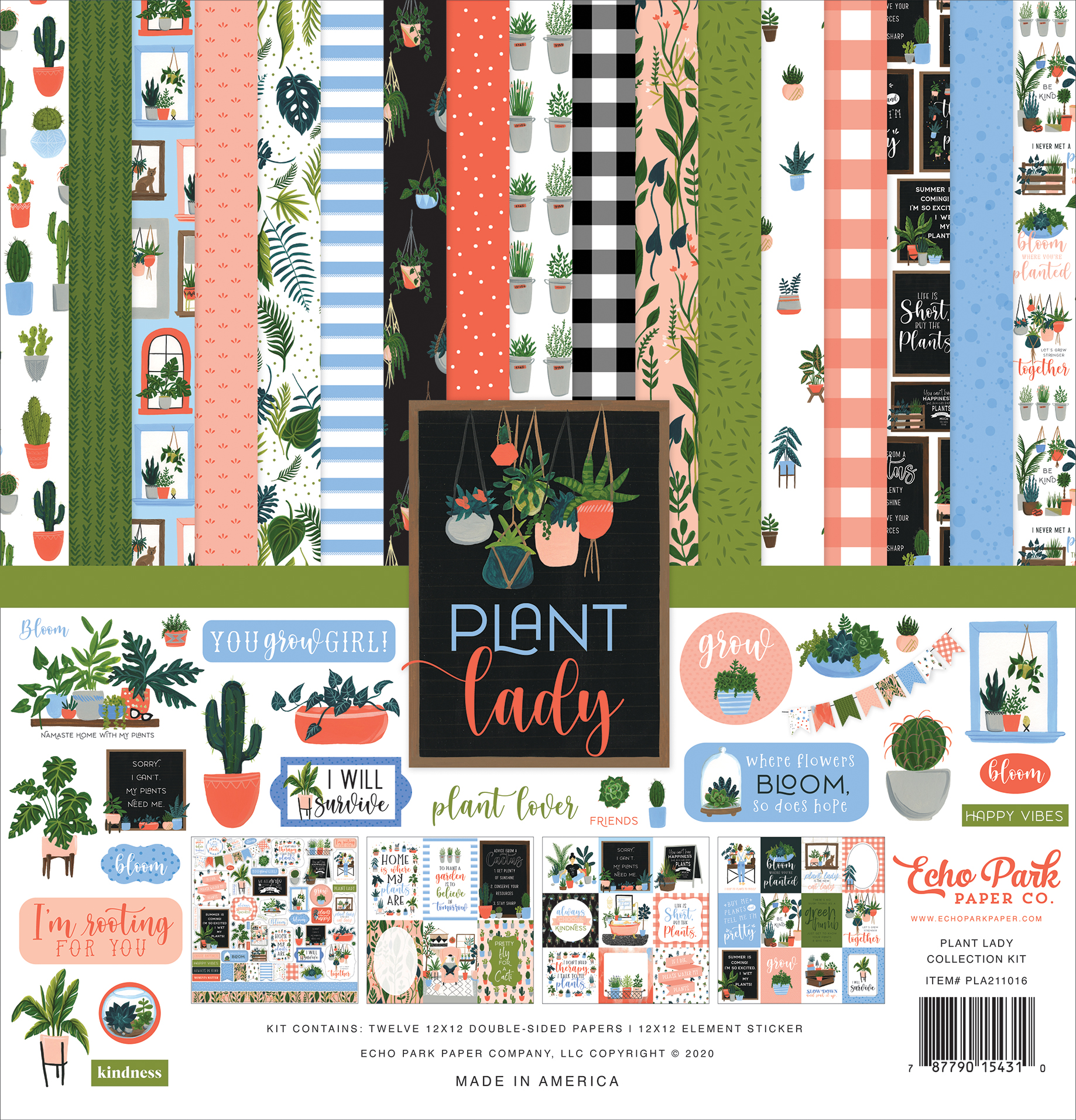 Plant Lady Collection Kit