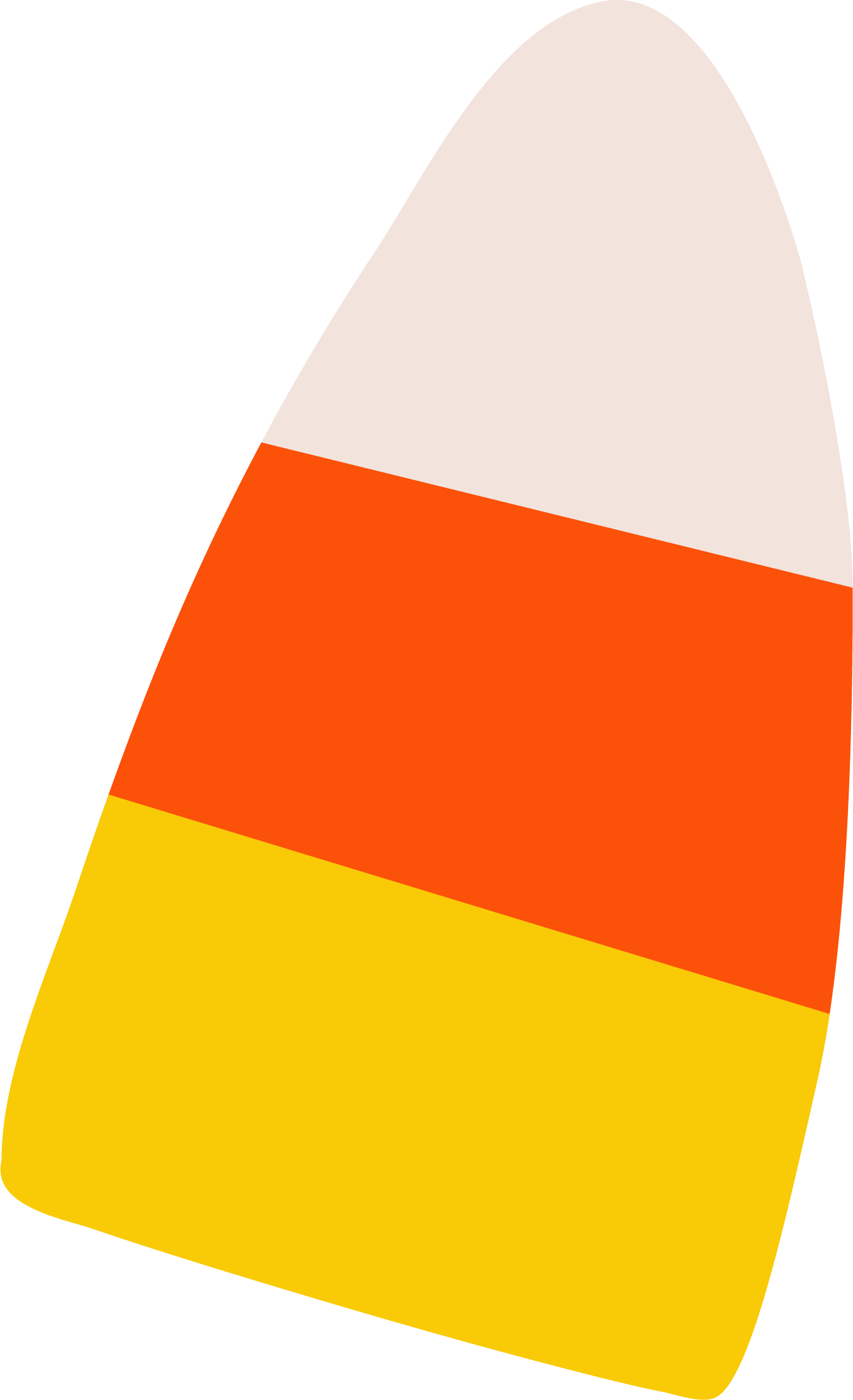 Candy Corn SVG Cut File