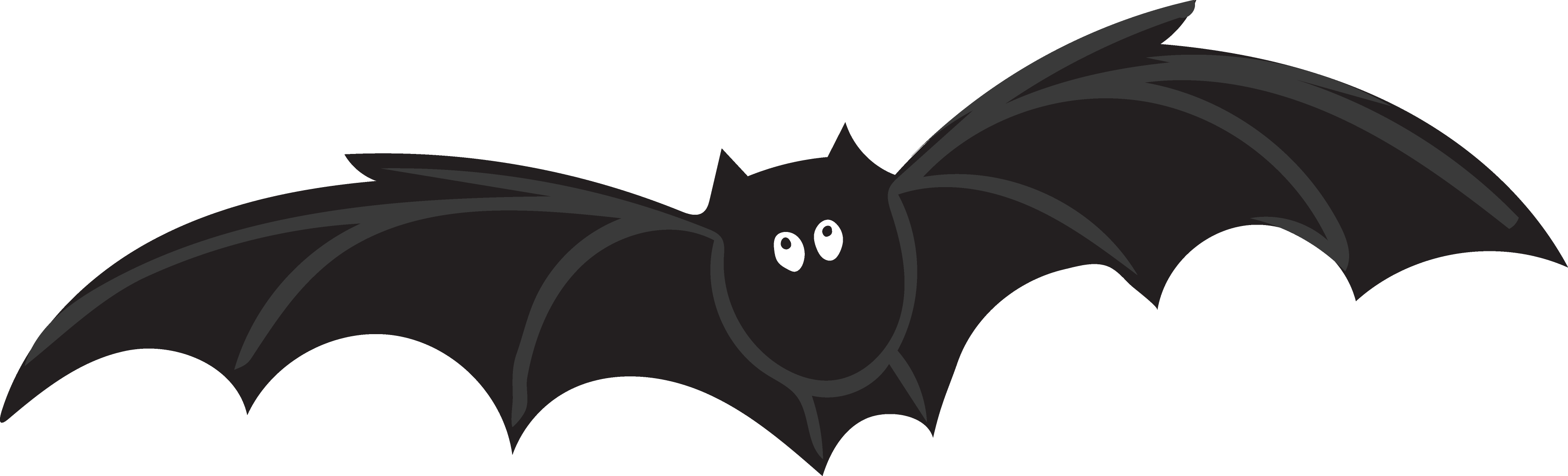 Bat from Trick Or Treat SVG Cut File