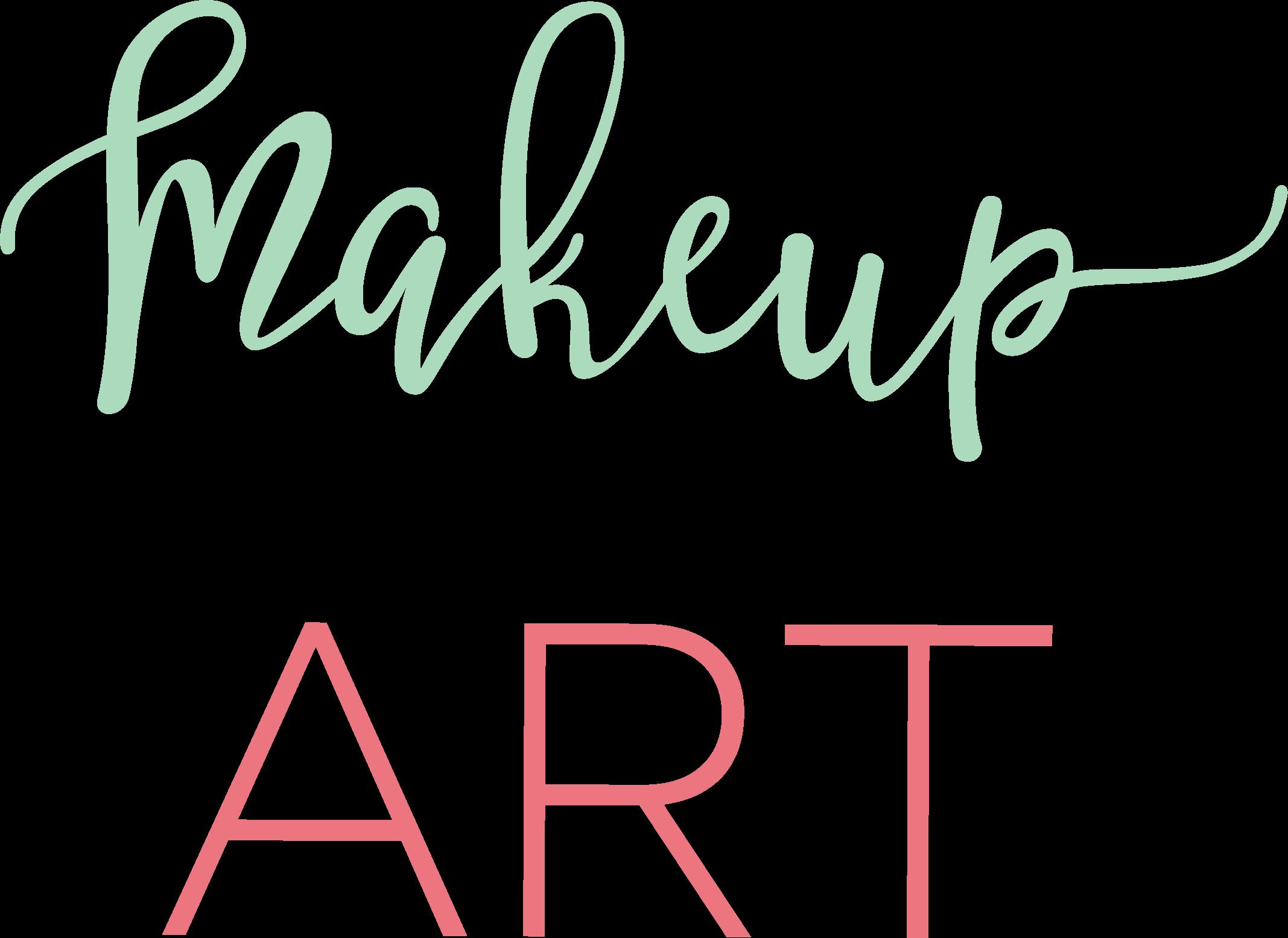 Makeup Is My Art SVG Cut File
