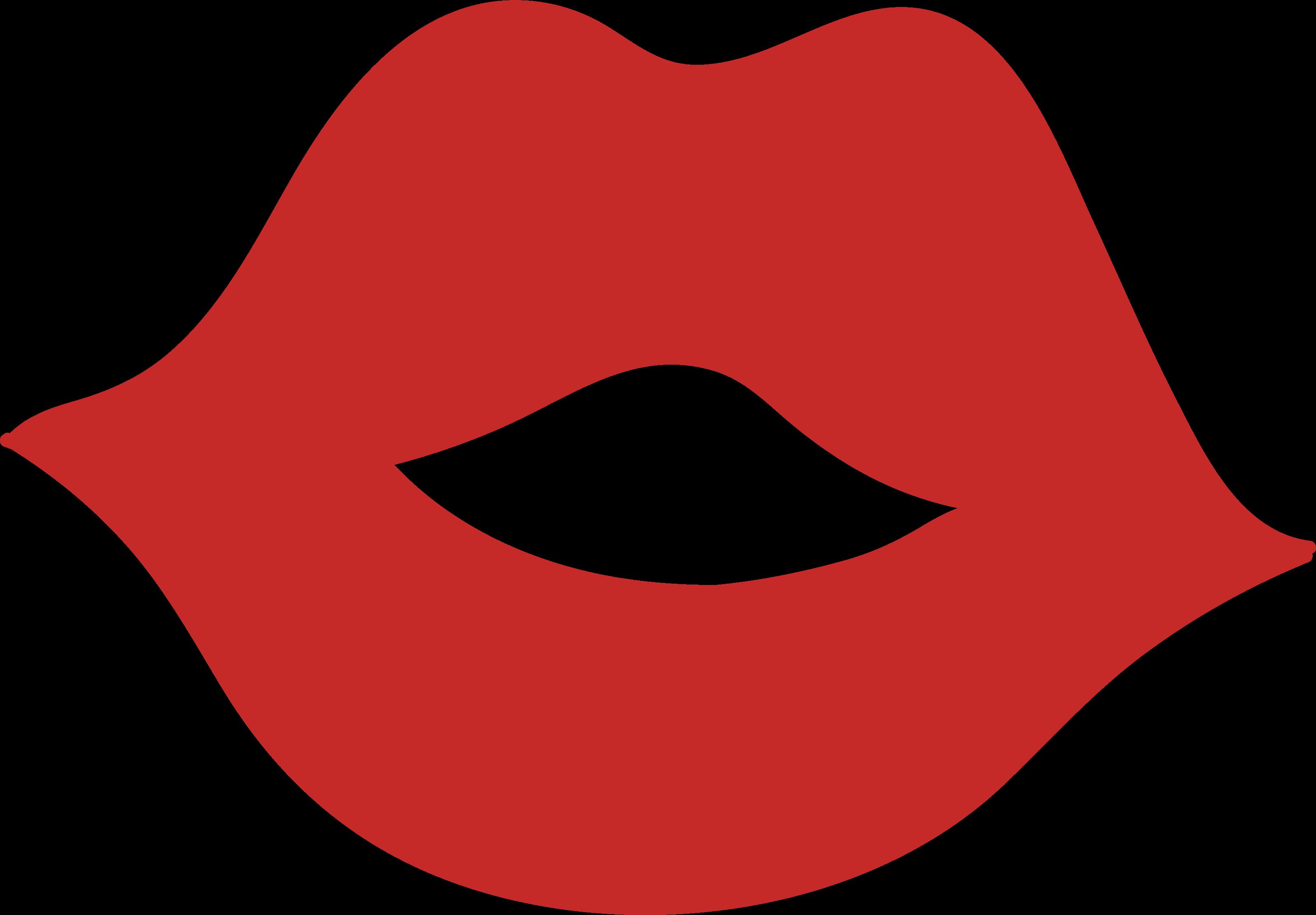 Salon Kiss SVG Cut File