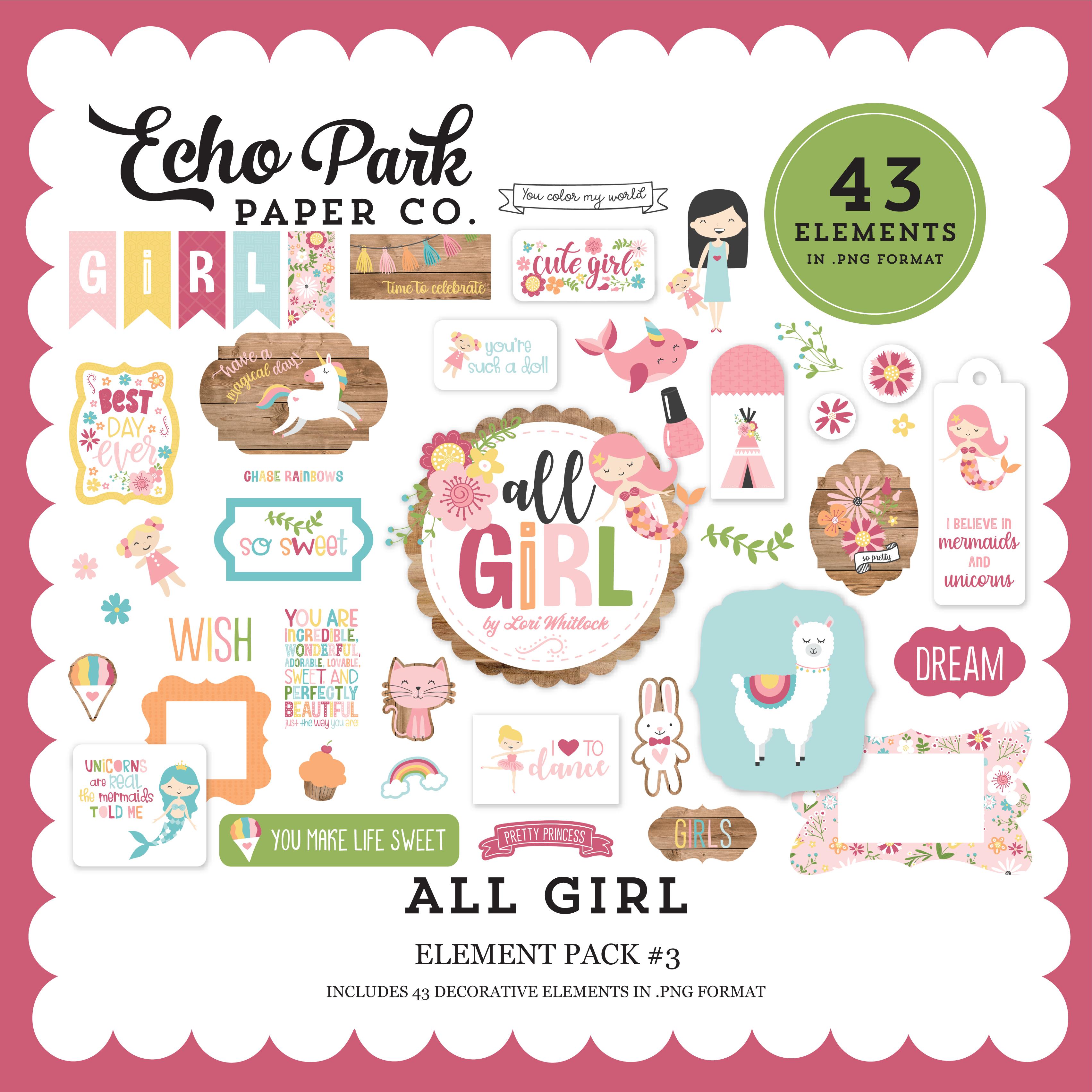 All Girl Mega Collection