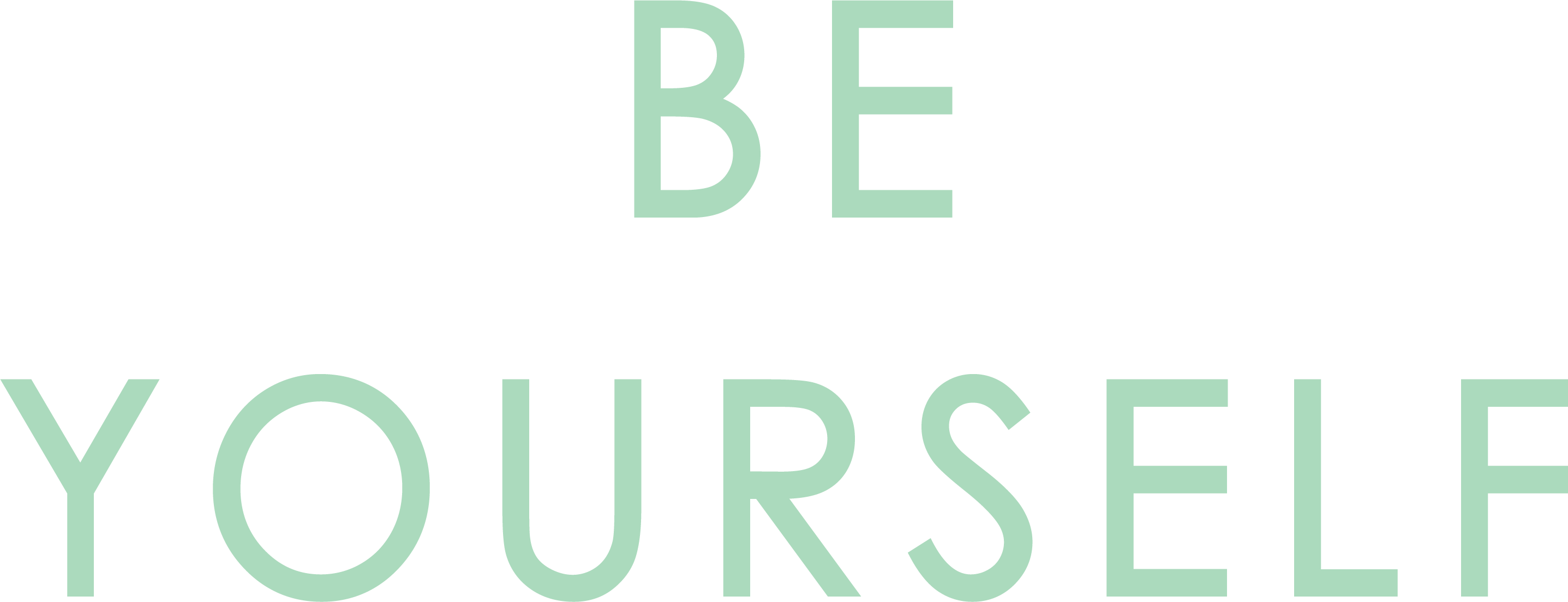 Be Yourself SVG Cut File