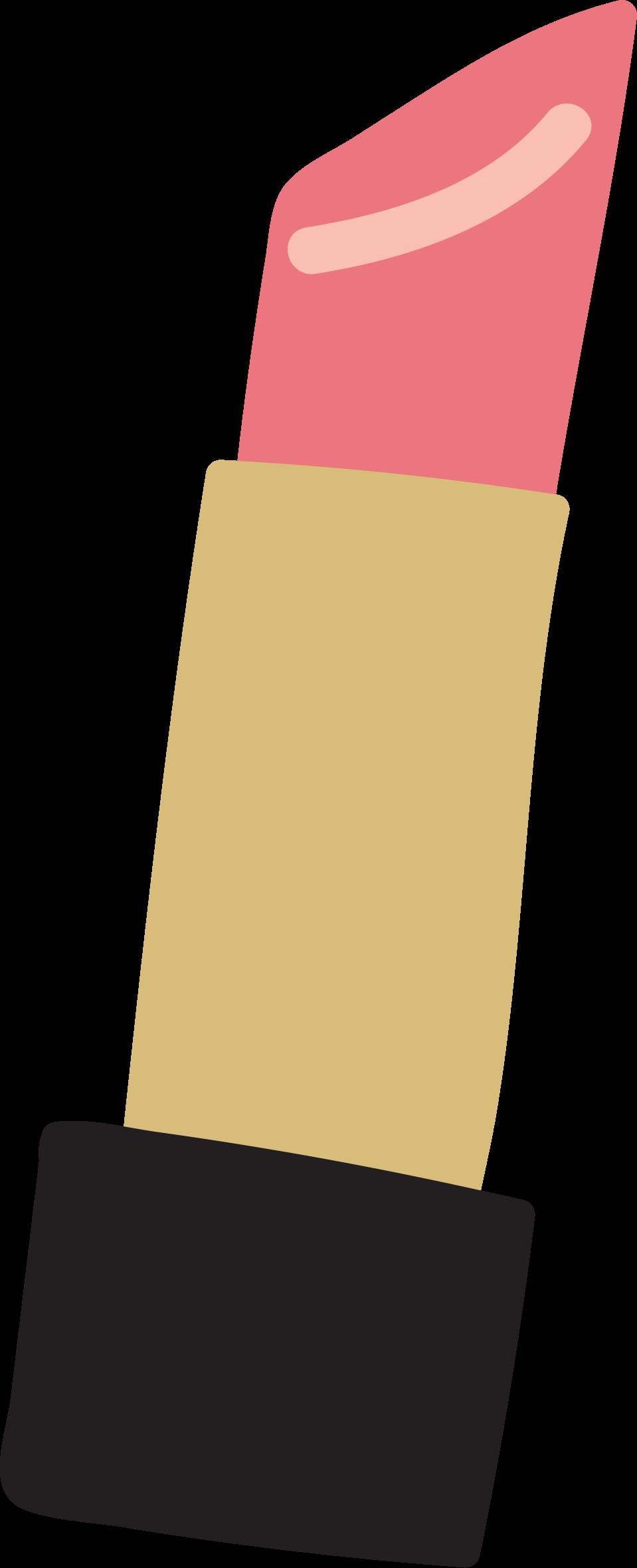 Salon Lipstick SVG Cut File