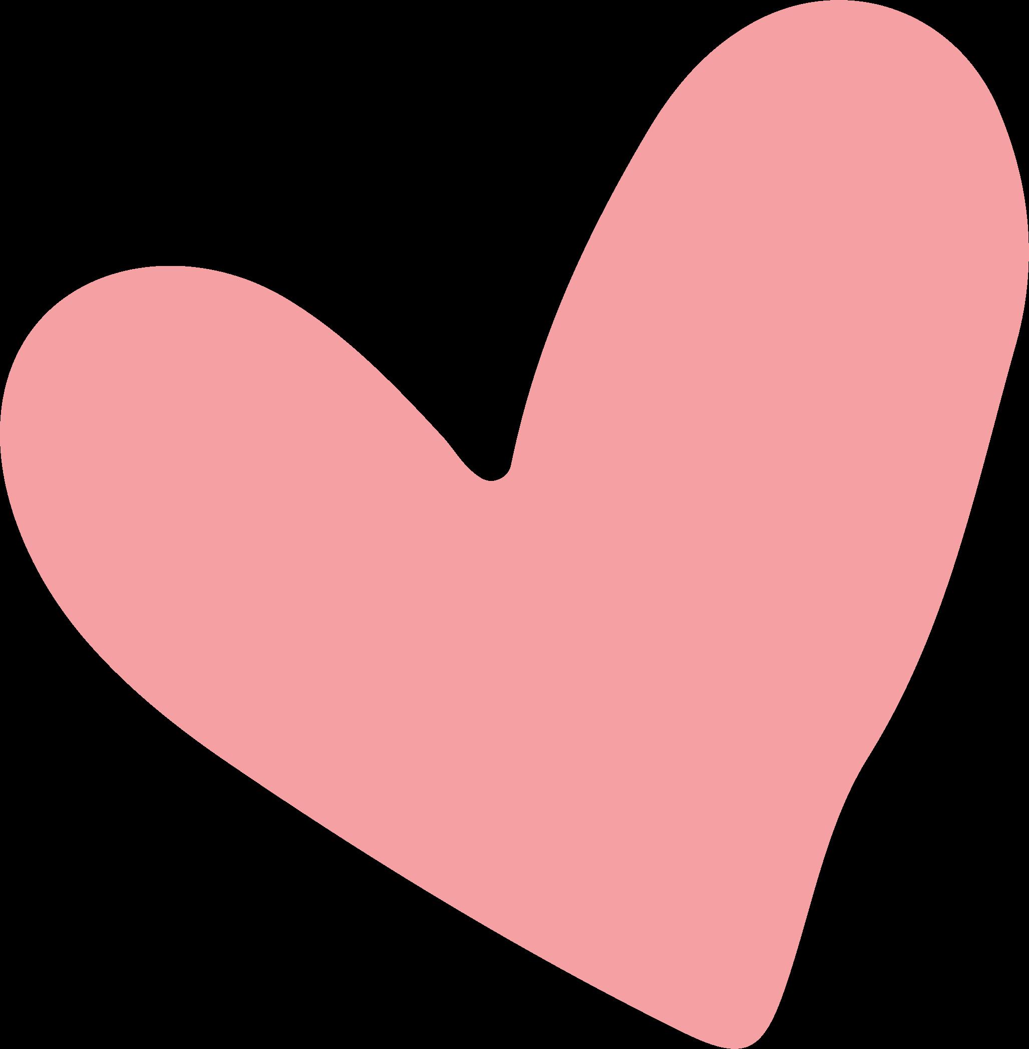 Salon Heart SVG Cut File