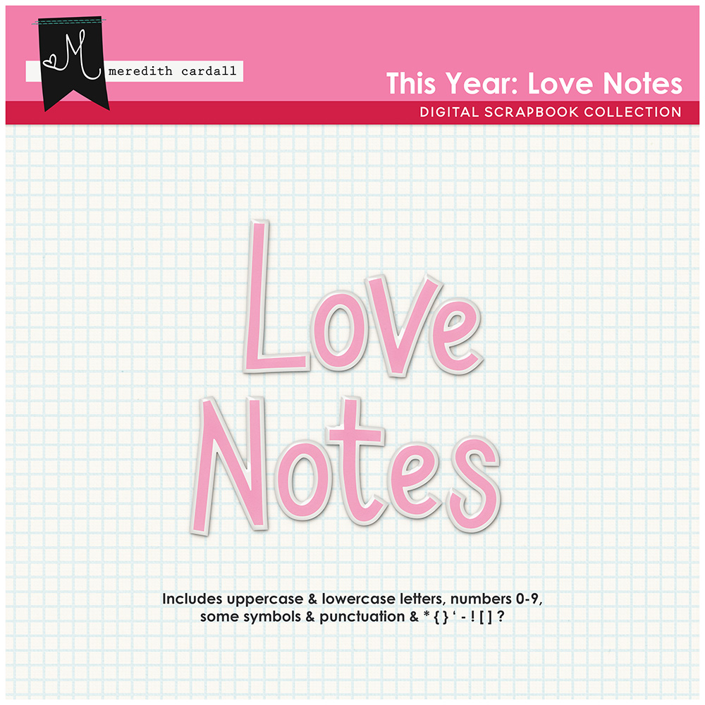 This Year: Love Notes Alpha