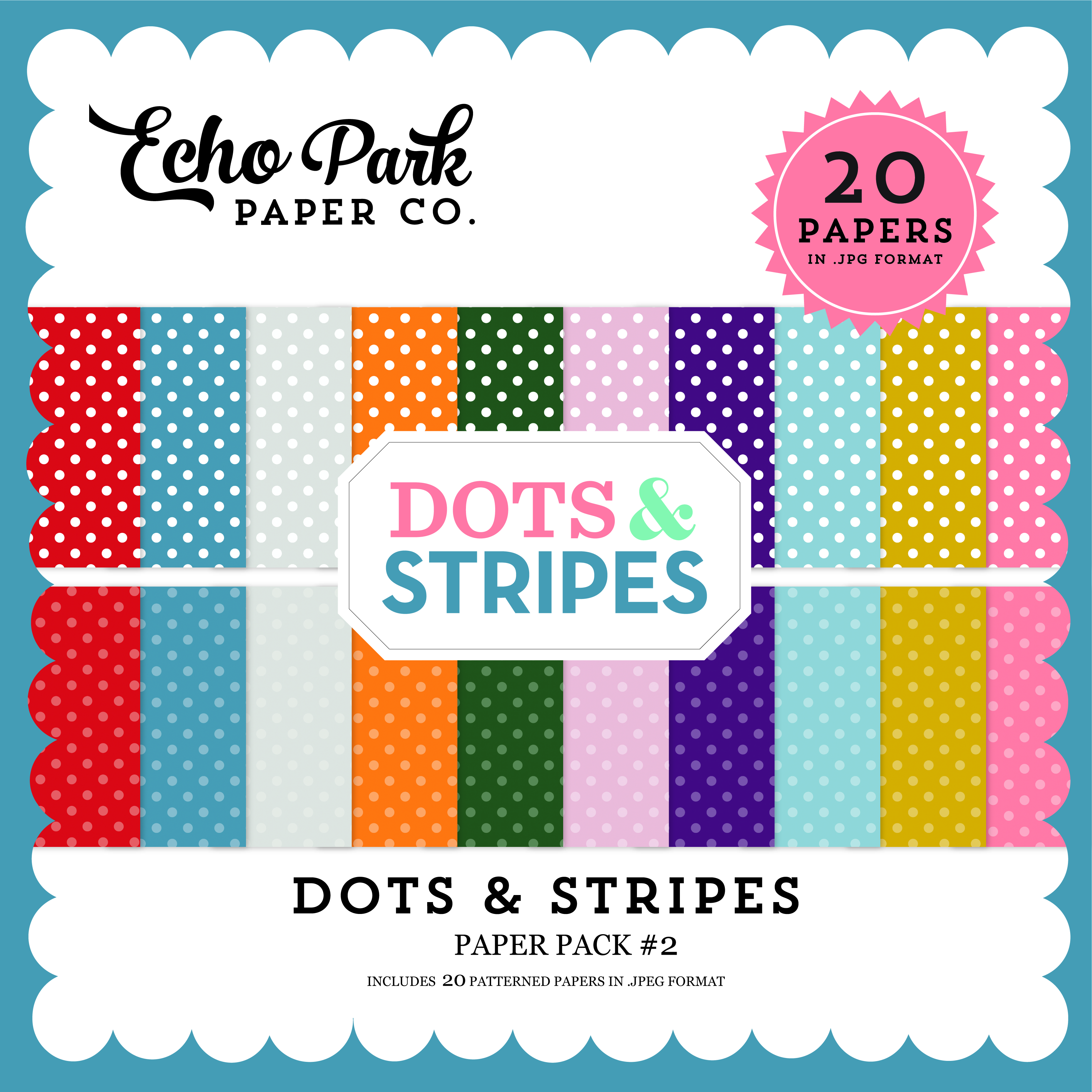 Dots & Stripes Full Collection