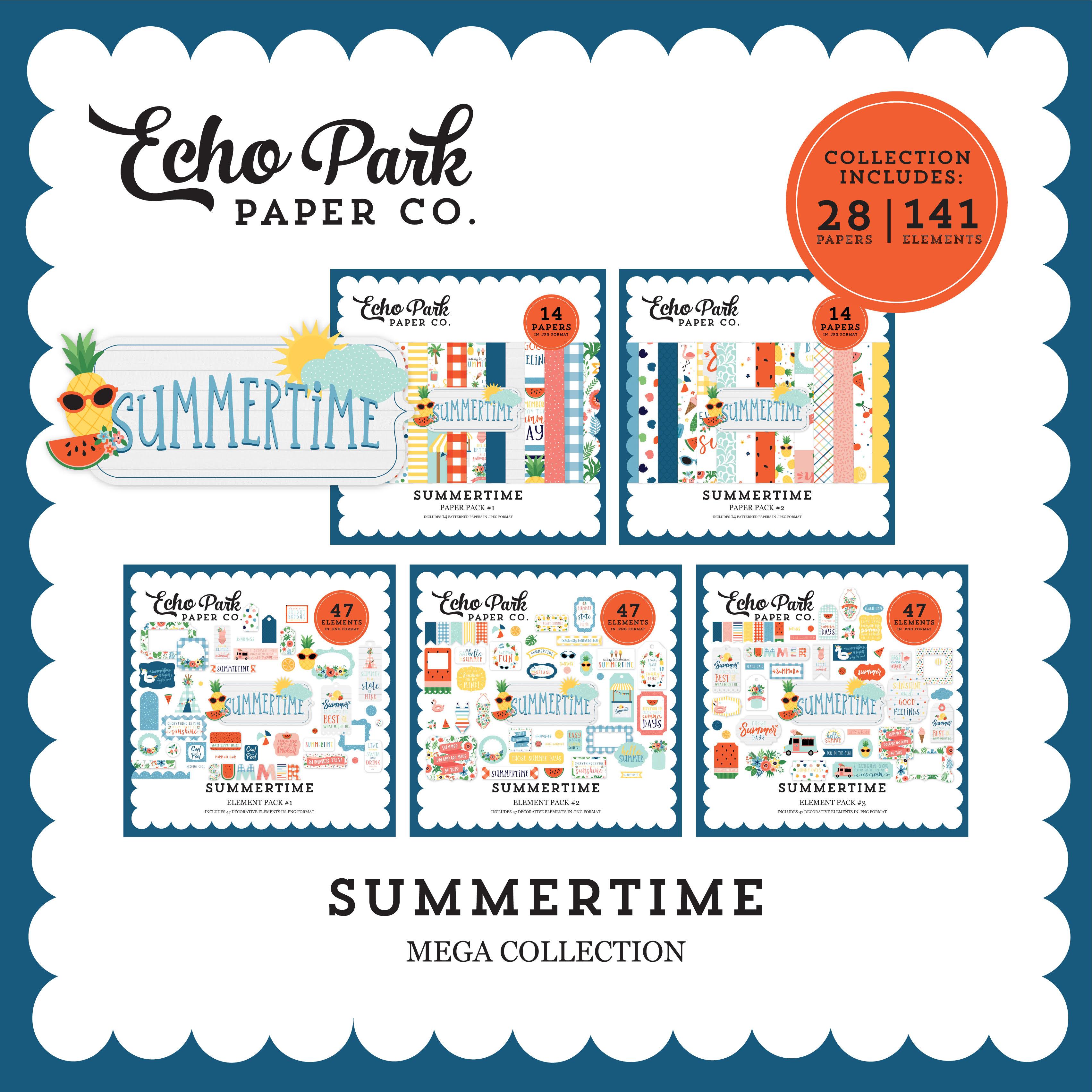 Summertime Mega Collection