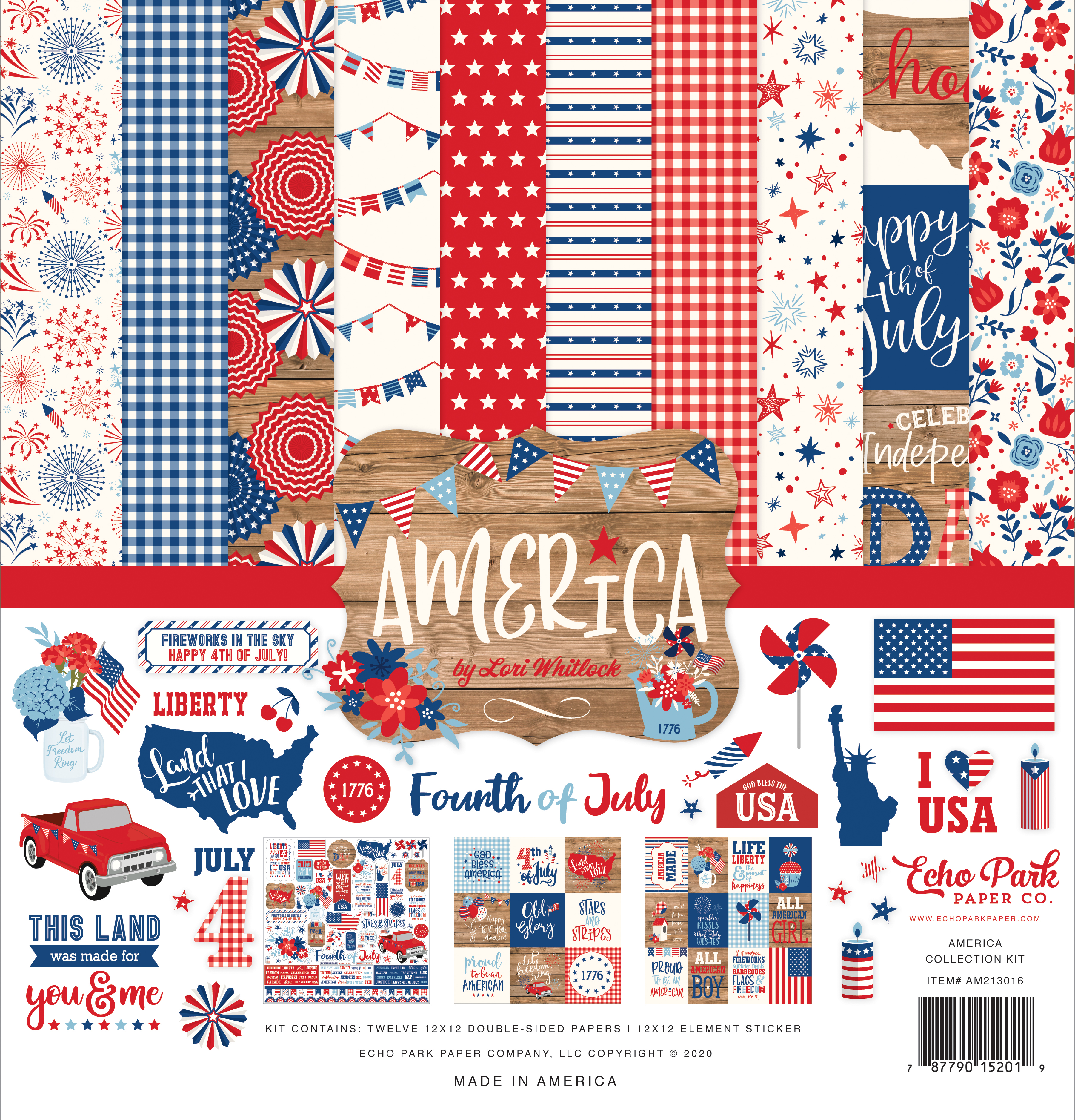 America Collection Kit