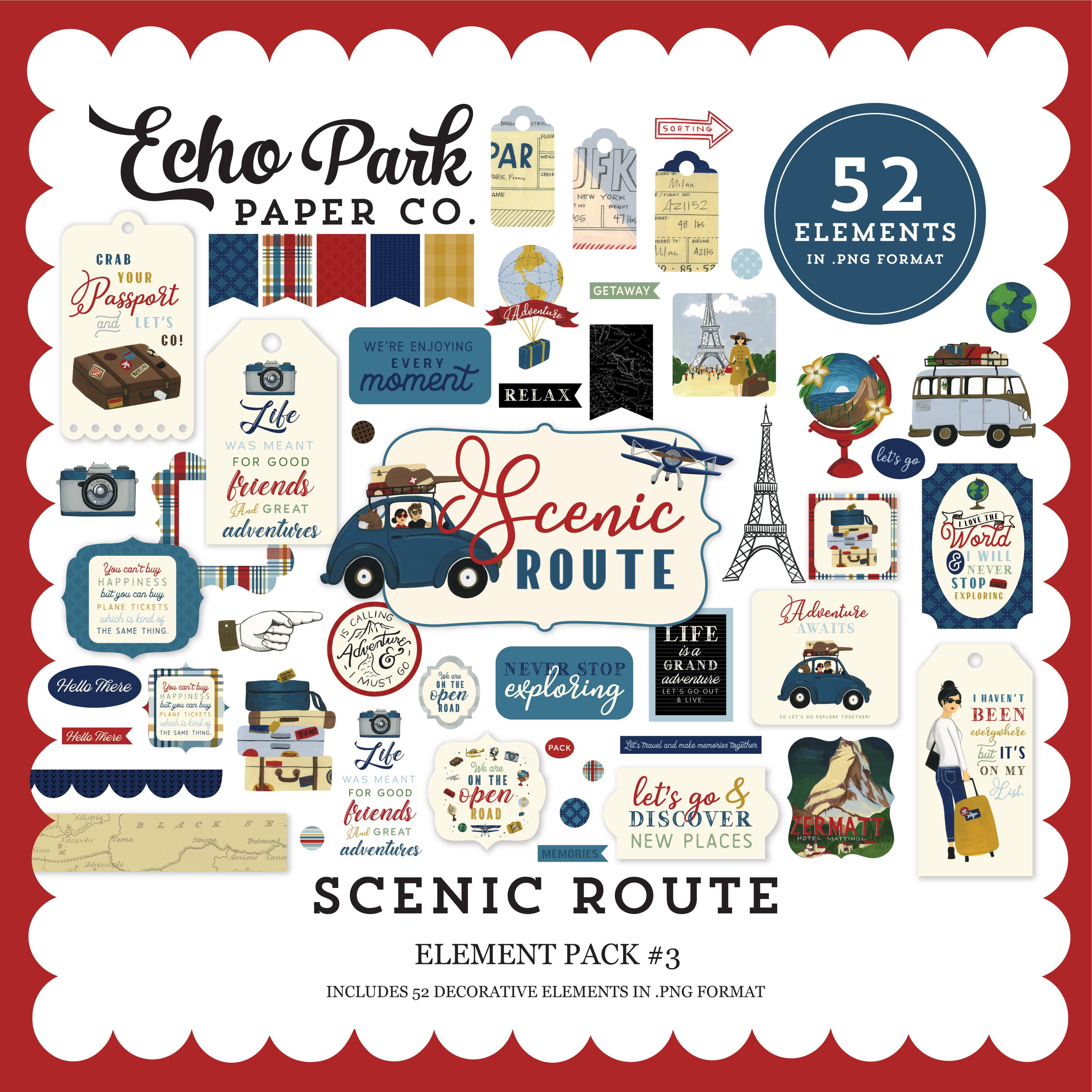 Scenic Route Mega Collection
