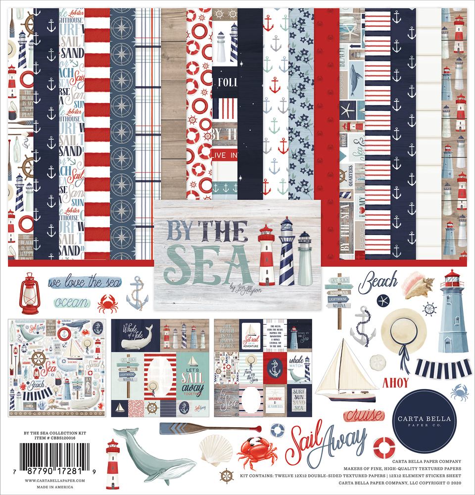 By The Sea Collection Kit