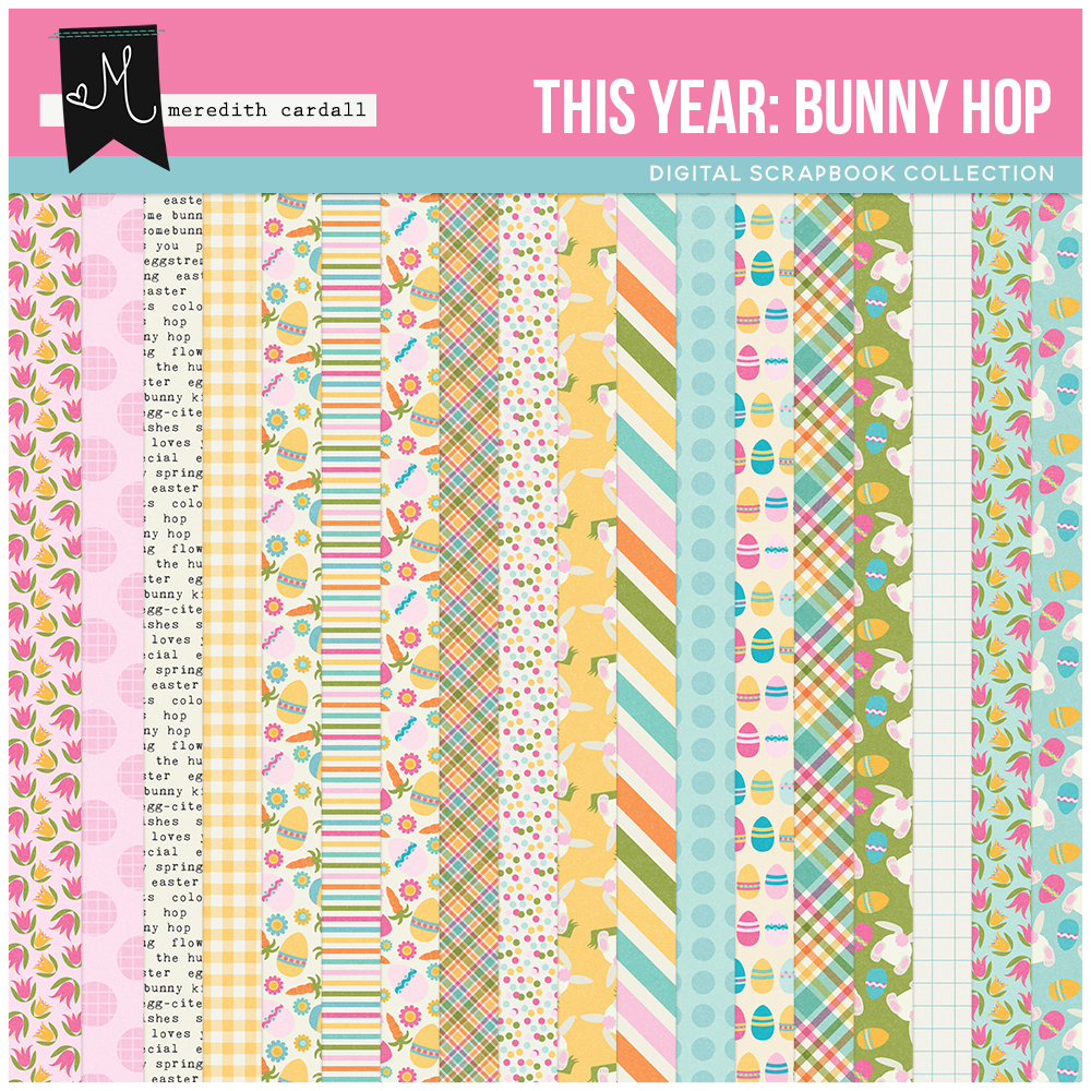 This Year: Bunny Hop Papers