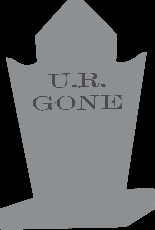 Headstone SVG Cut File