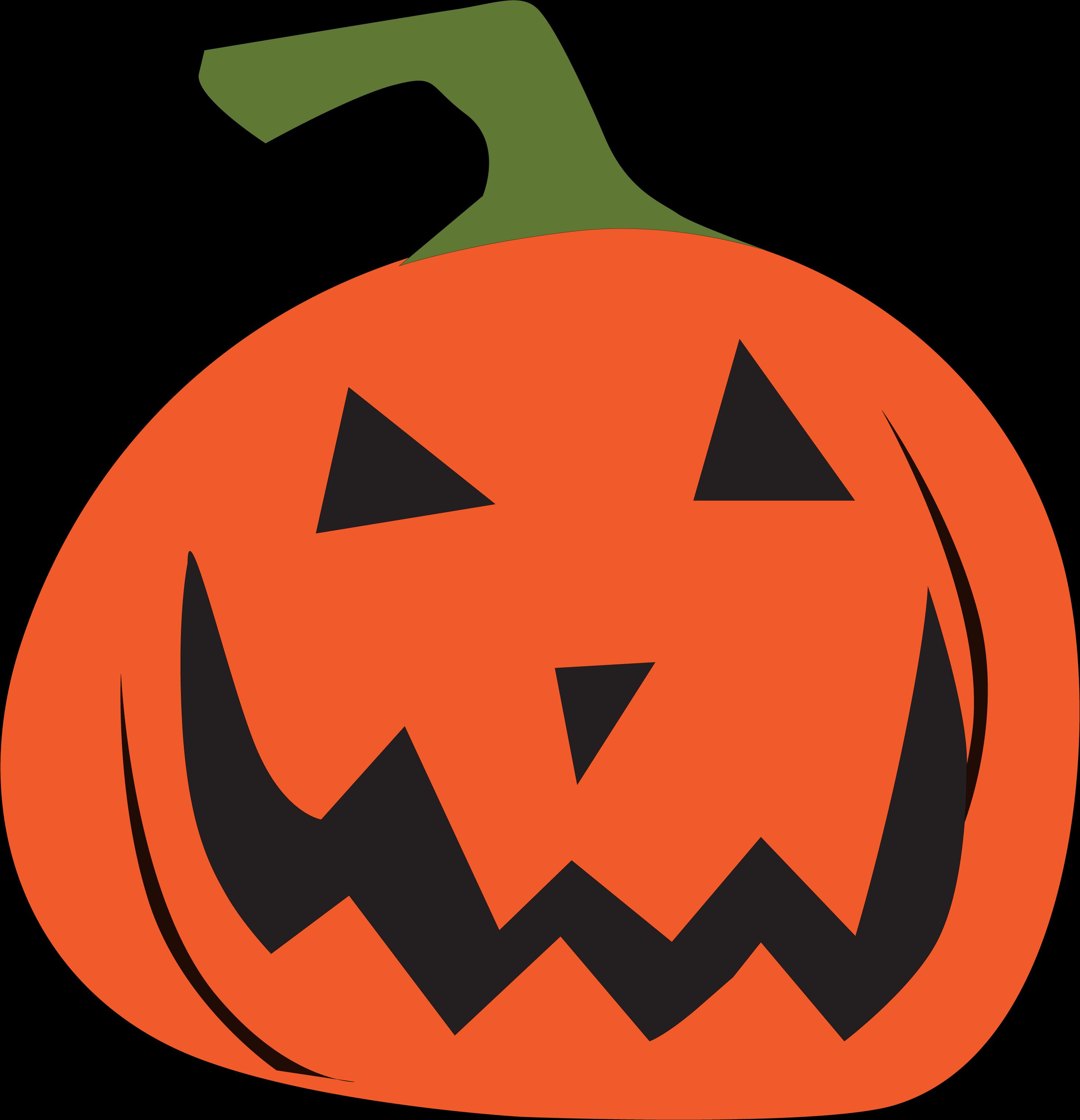 Pumpkin 4 SVG Cut File